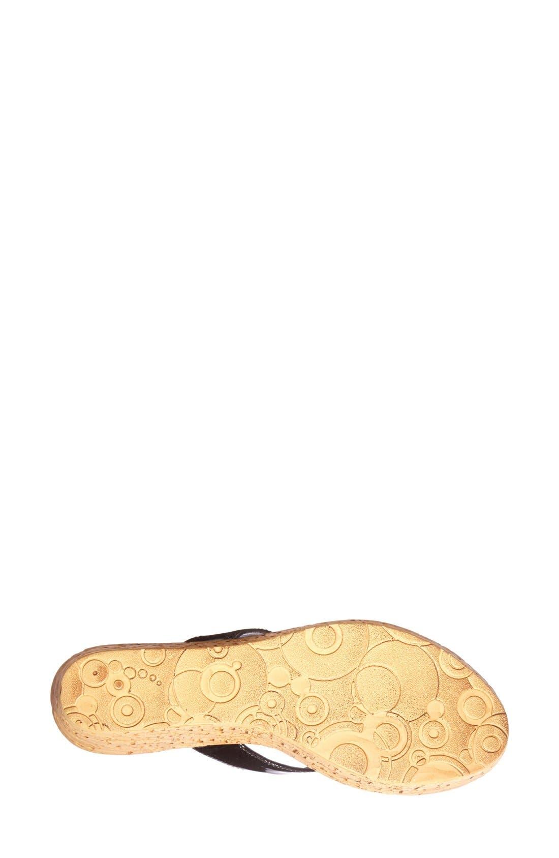 Alternate Image 2  - Callisto 'Jaynie' Platform Thong Sandal (Women)