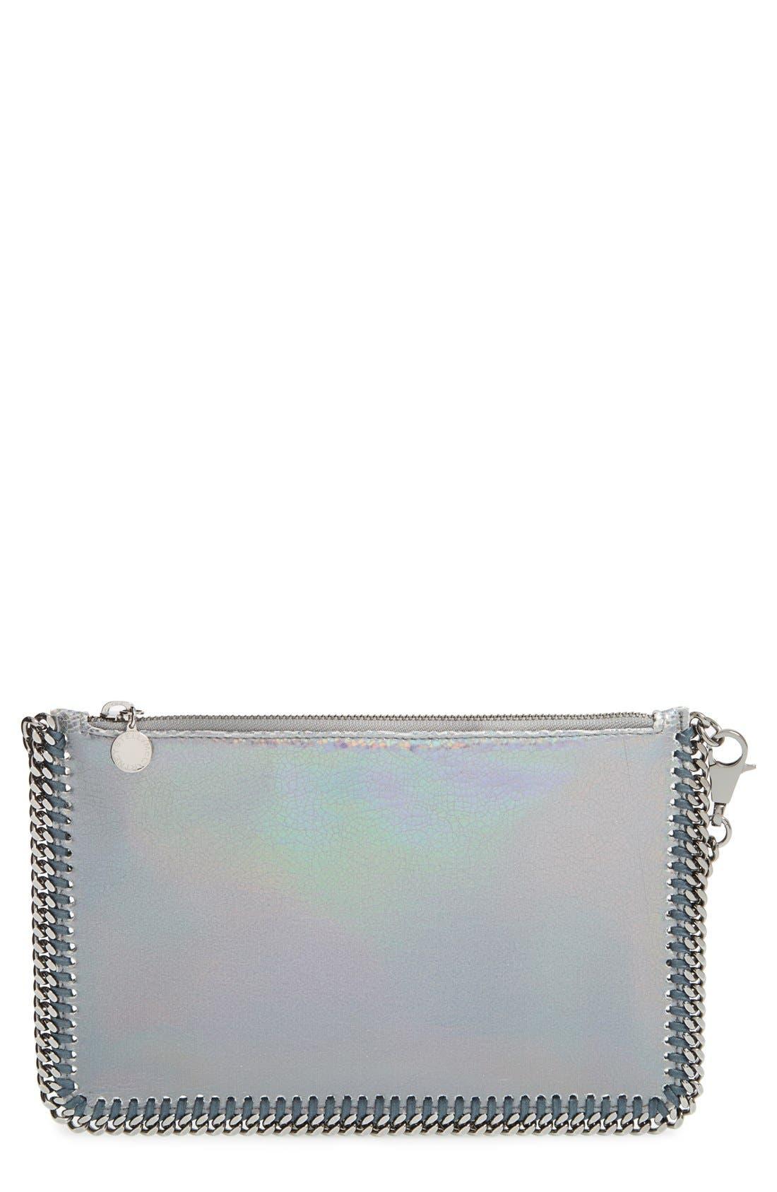 Alternate Image 1 Selected - Stella McCartney 'Falabella' Hologram Handbag