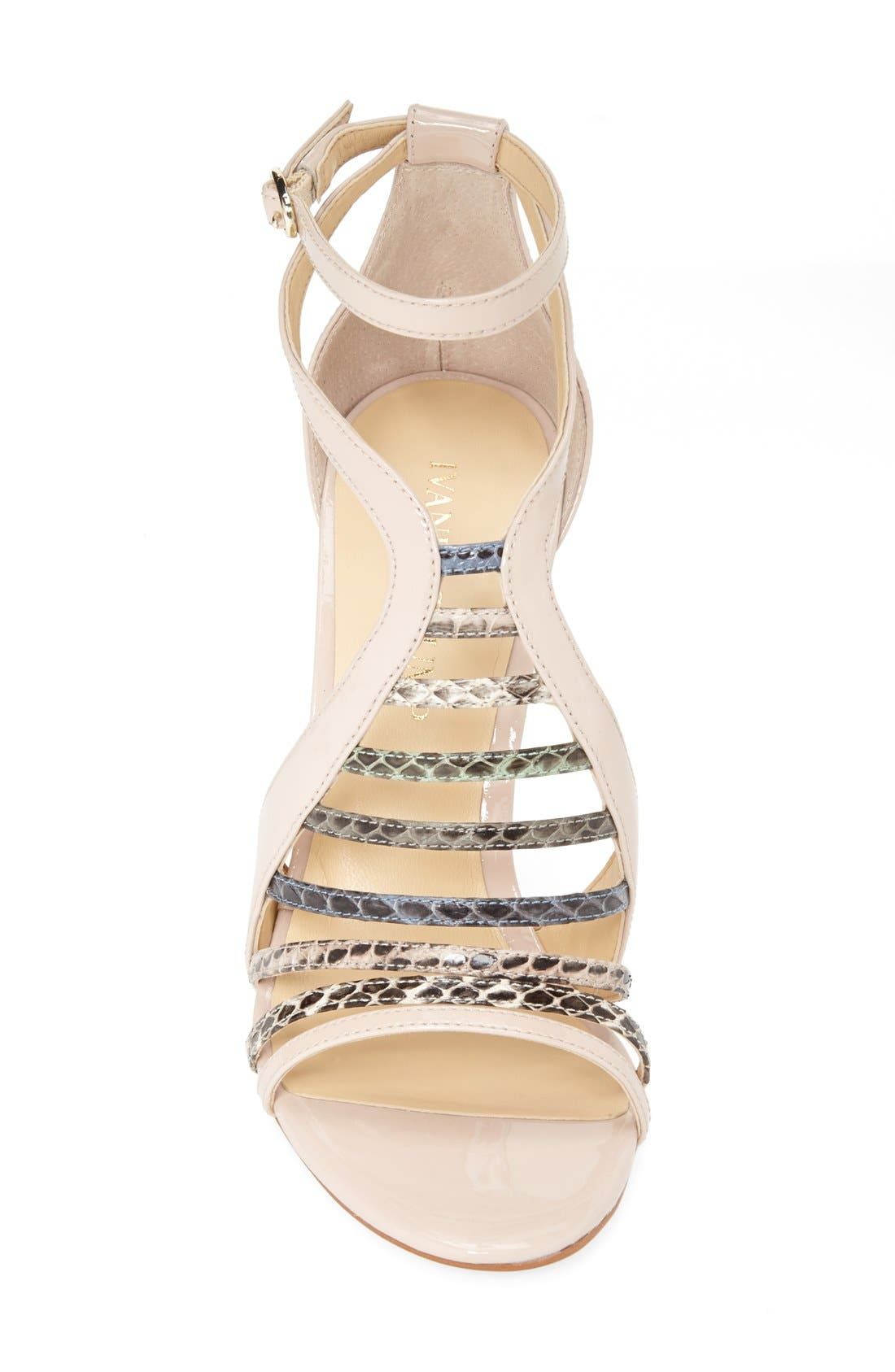 Alternate Image 3  - Ivanka Trump 'Hayze' Ankle Strap Sandal (Women)
