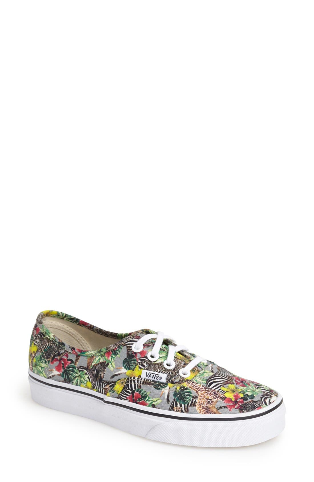 Alternate Image 1 Selected - Vans 'Authentic - Kenya' Sneaker (Women)