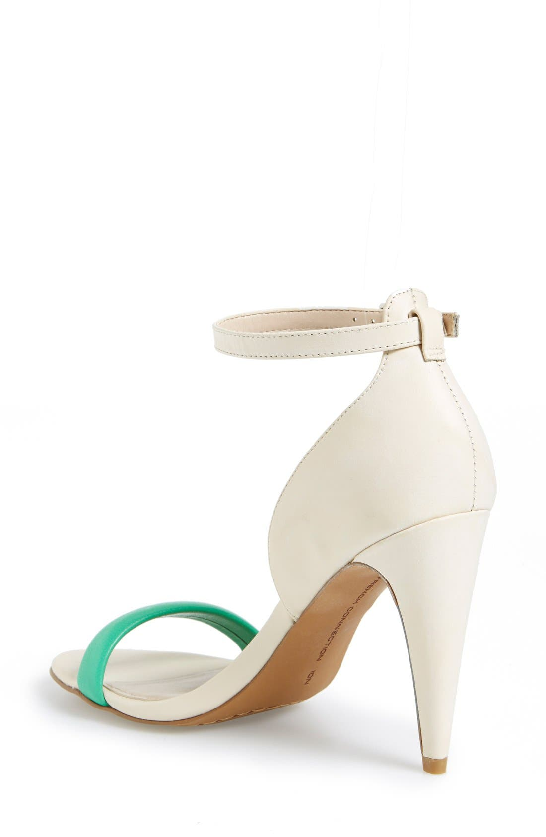 Alternate Image 2  - French Connection 'Nanette' Ankle Strap Sandal (Women)