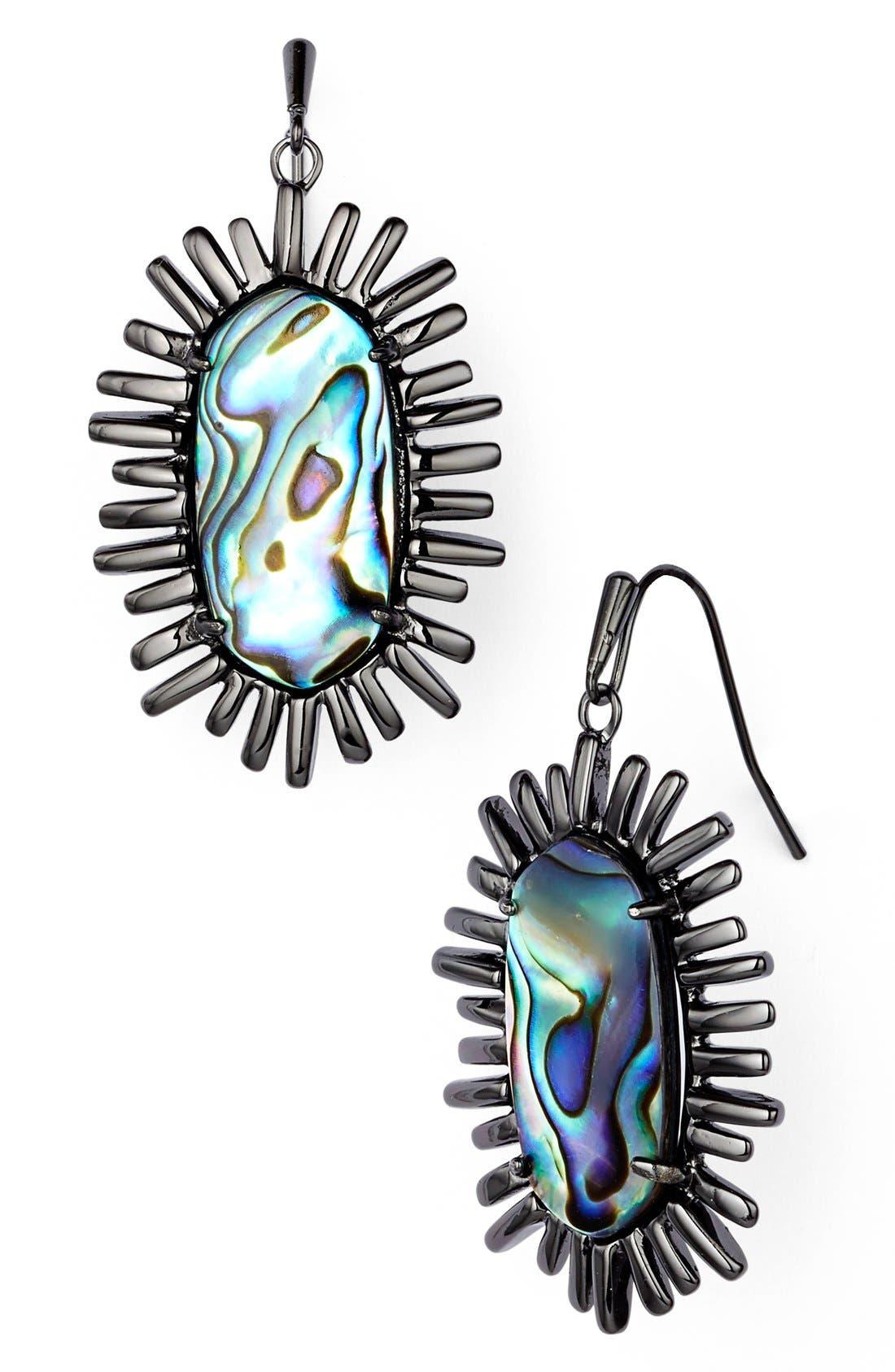Alternate Image 1 Selected - Kendra Scott 'Mariah' Drop Earrings
