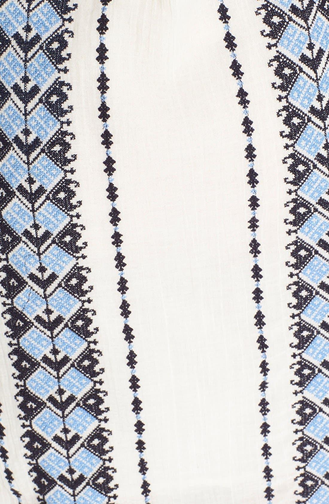 Alternate Image 3  - Joie 'Amedee' Embroidered Dress