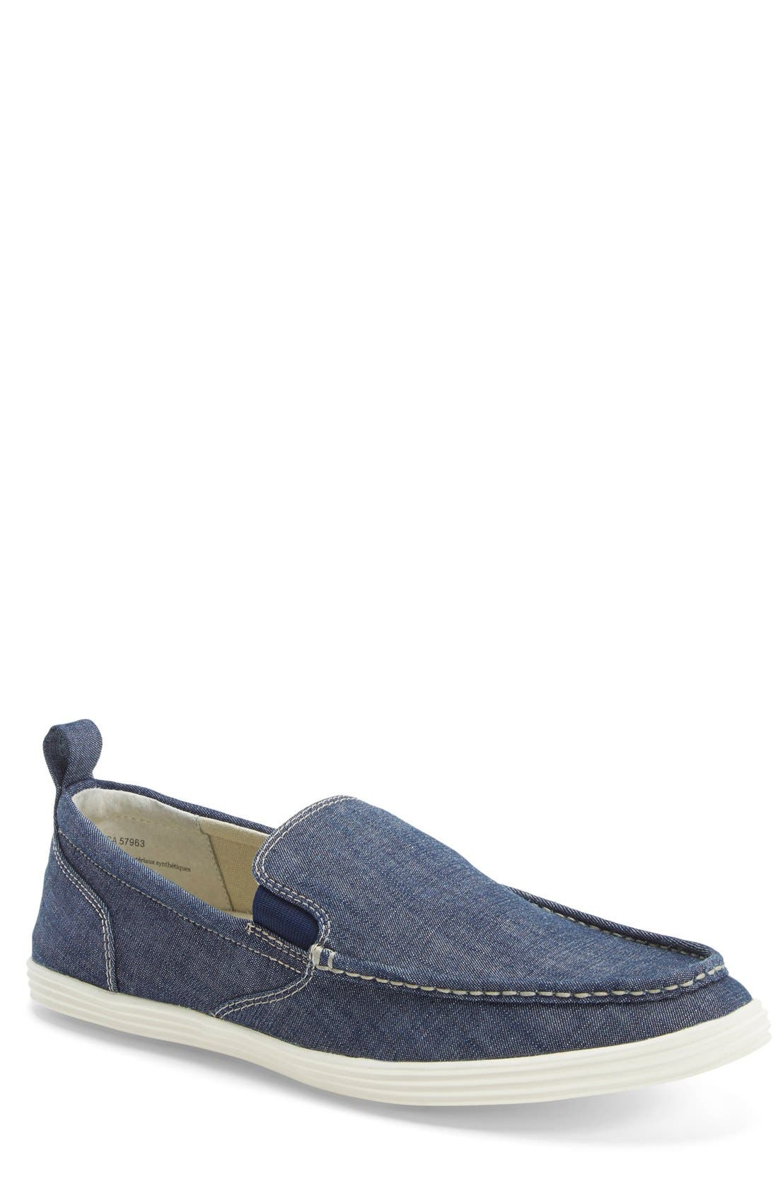 The Rail 'Stockton' Canvas Slip-On (Men)
