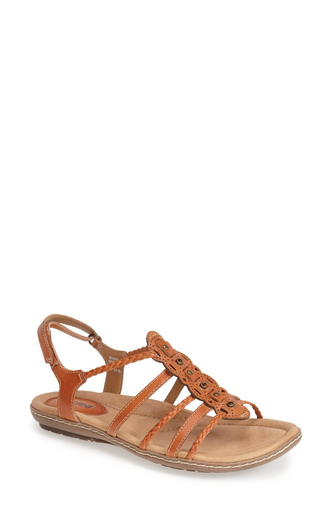 Alternate Image 1 Selected - Earth® 'Bluff' Sandal