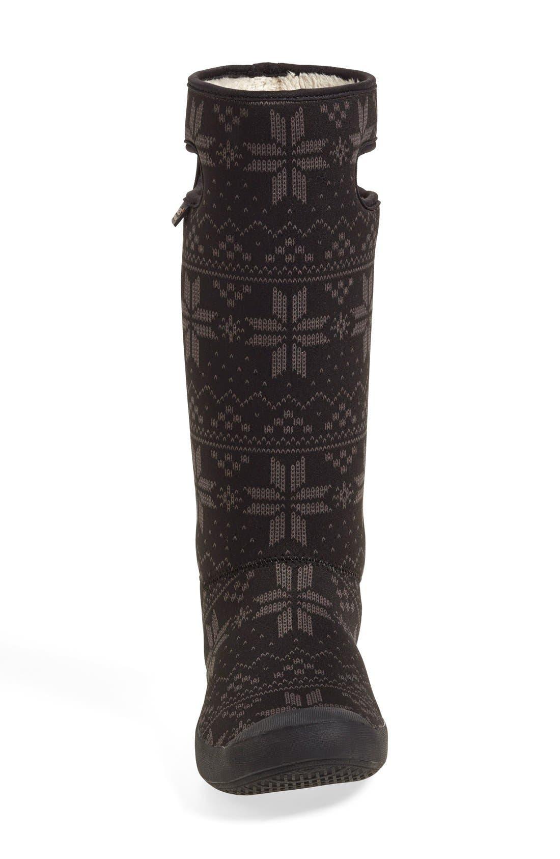 Alternate Image 3  - Bogs 'Summit - Sweater' Waterproof Boot (Women)