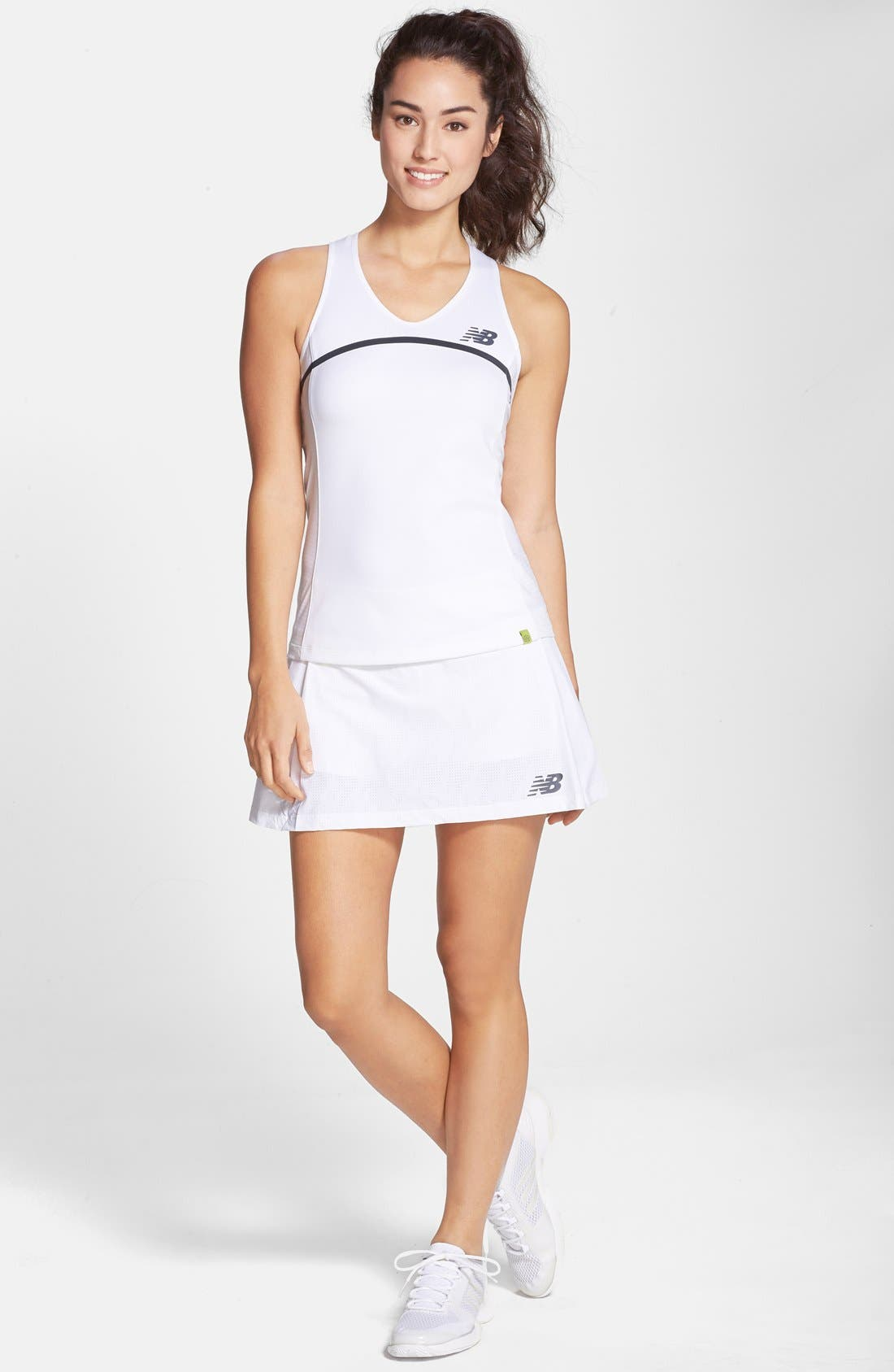 Alternate Image 5  - adidas 'Stella McCartney - Barricade 2015' Tennis Shoe (Women)