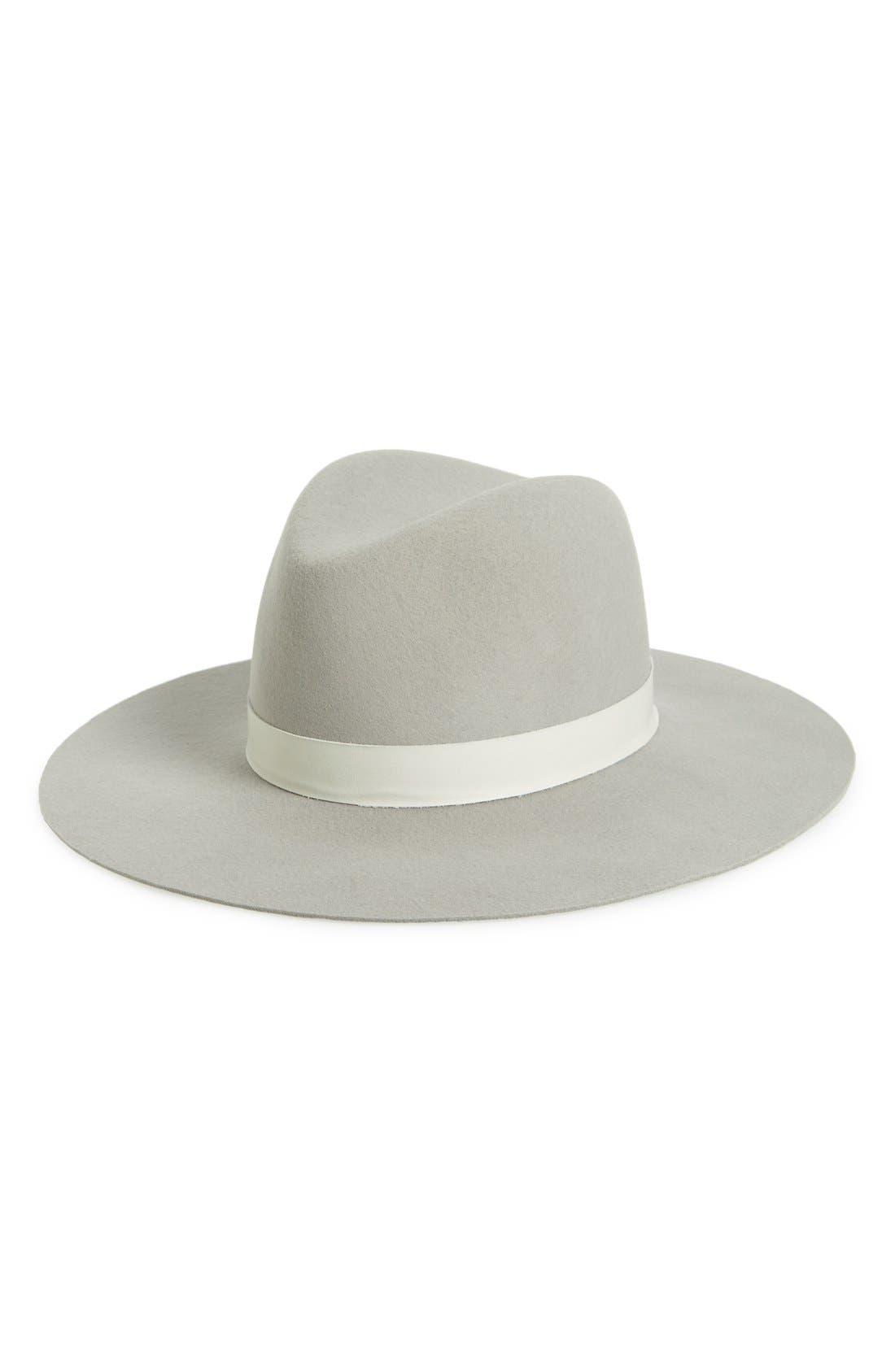 Alternate Image 2  - Janessa Leone 'Henningsen' Wool Hat