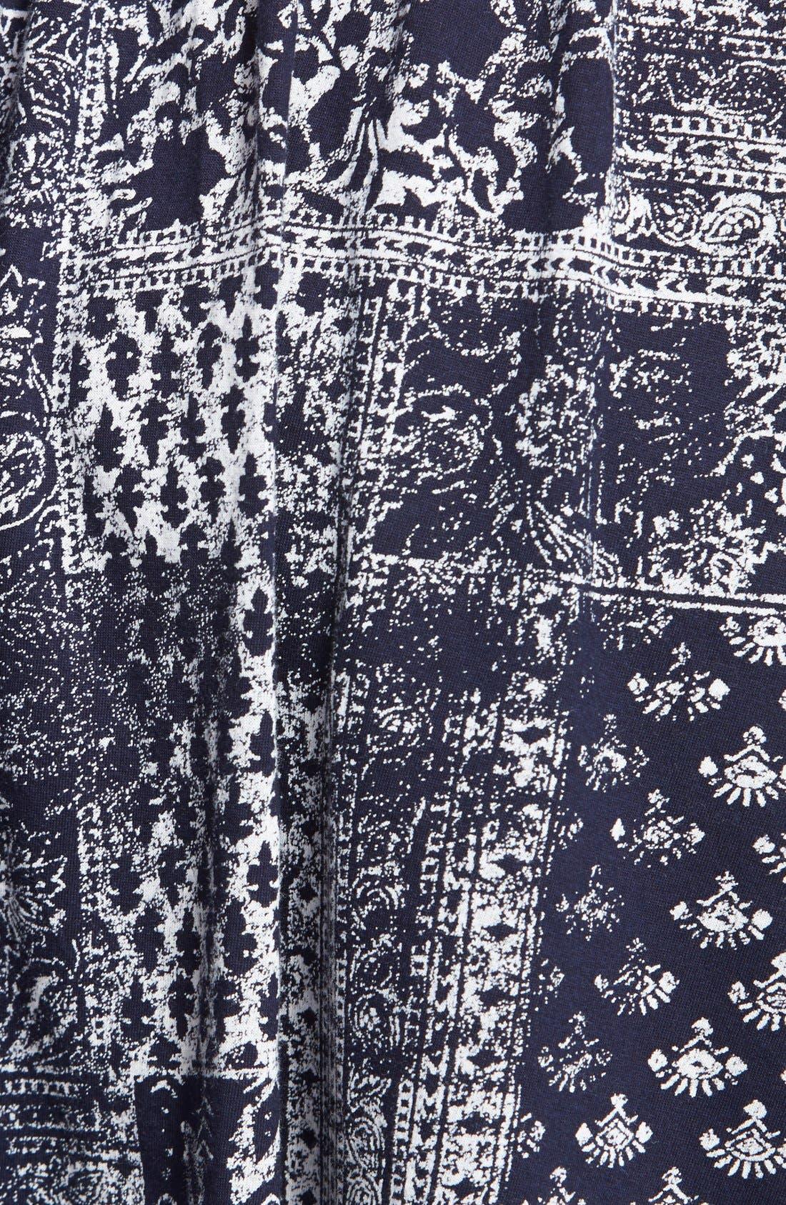Alternate Image 3  - Billabong 'You're Invited' Halter Dress