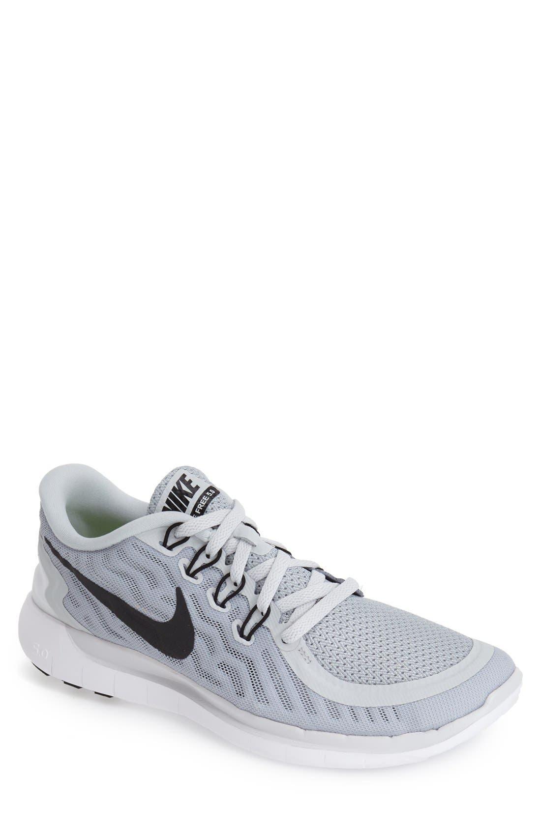 Alternate Image 1 Selected - Nike 'Free 5.0' Running Shoe (Men)