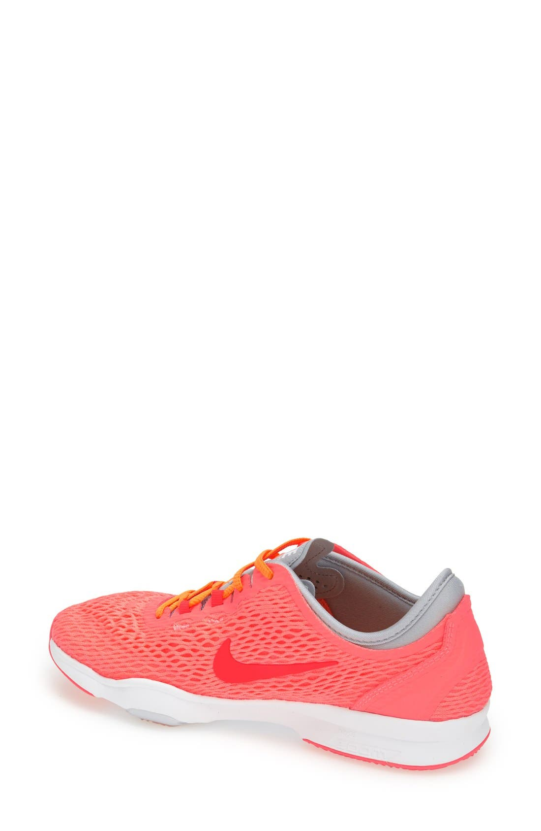 Alternate Image 2  - Nike 'Zoom Fit' Mesh Training Shoe (Women)
