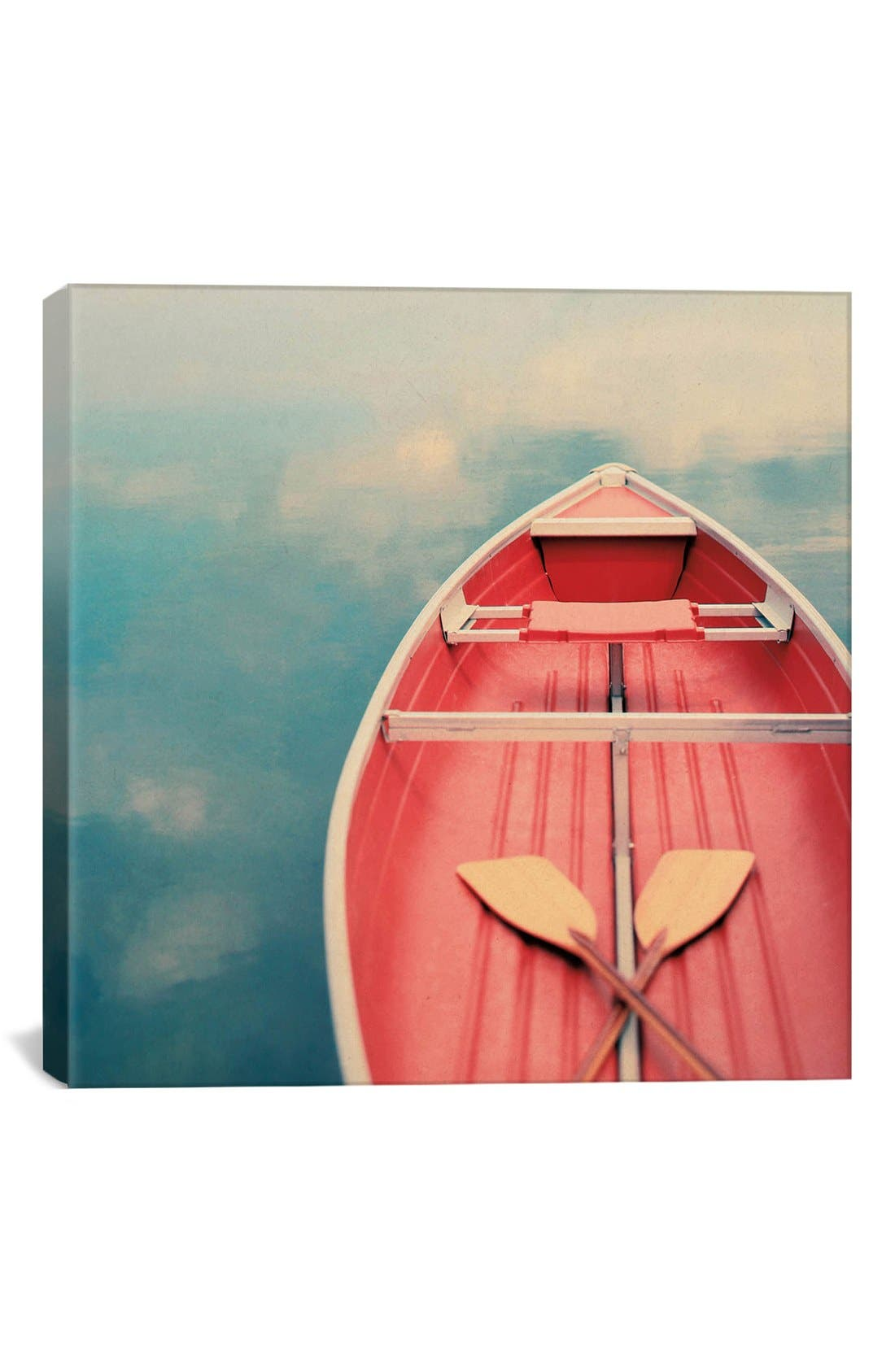 Alternate Image 1 Selected - iCanvas 'Floating on a Cloud - Alicia Bock' Giclée Print Canvas Art