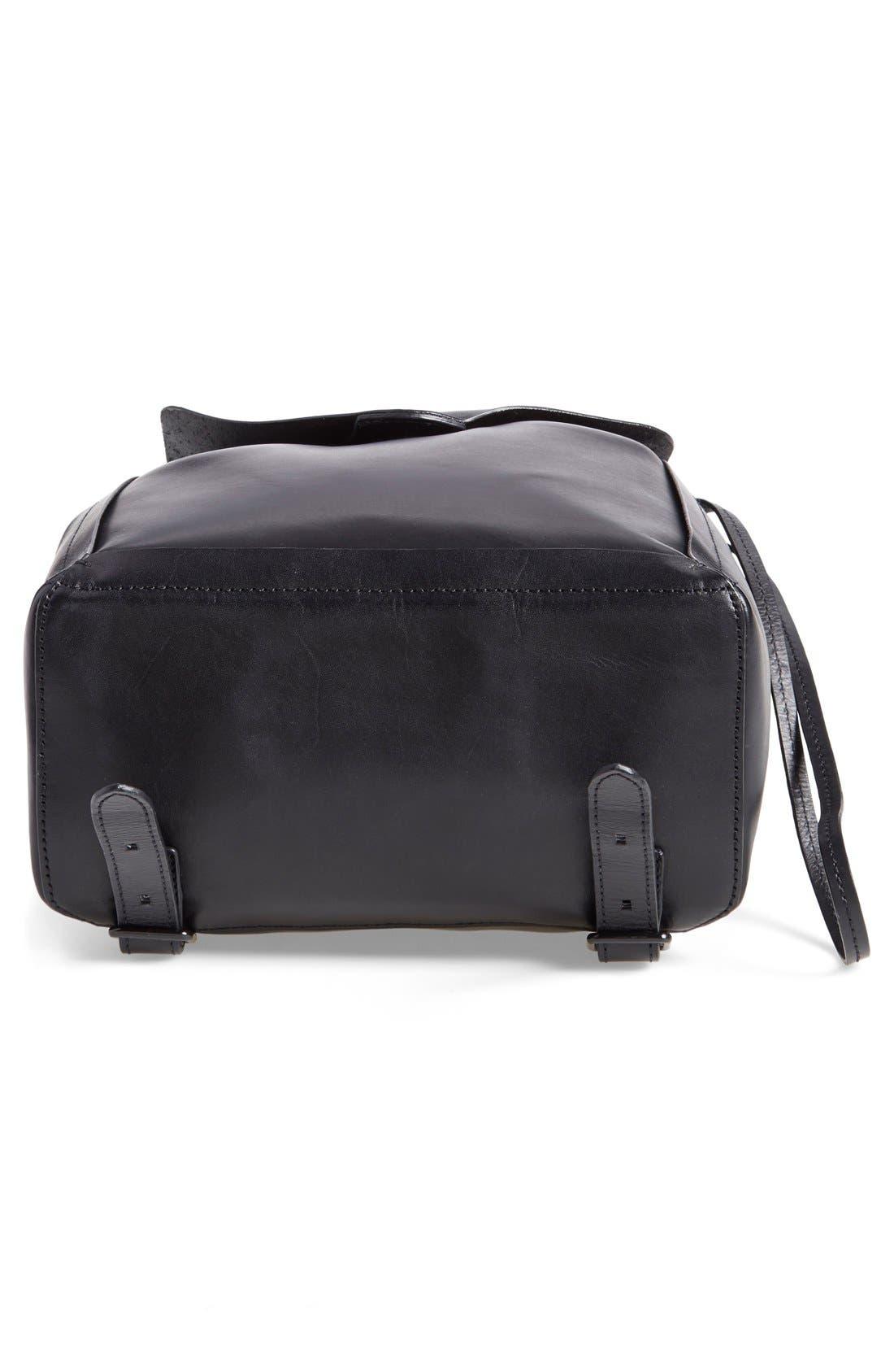 Alternate Image 6  - Loeffler Randall 'Mini' Leather Backpack