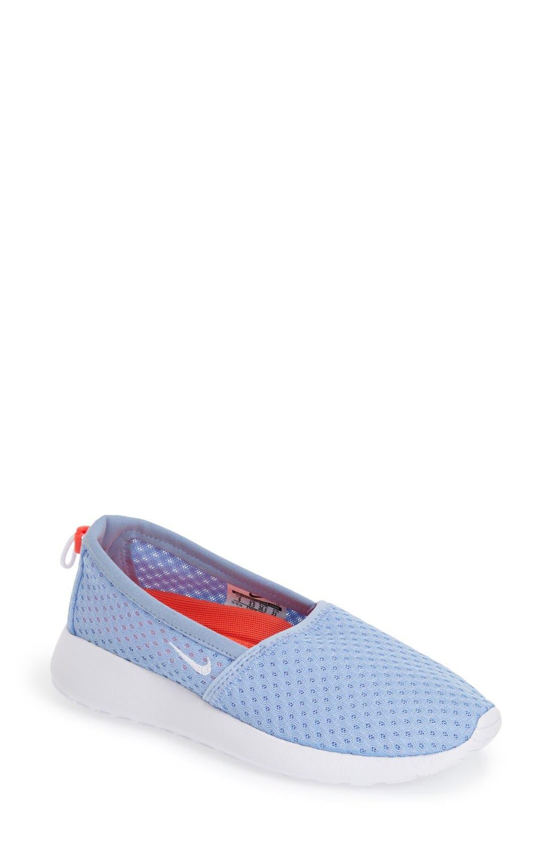Alternate Image 1 Selected - Nike 'Roshe Run' Slip-On Sneaker (Women)