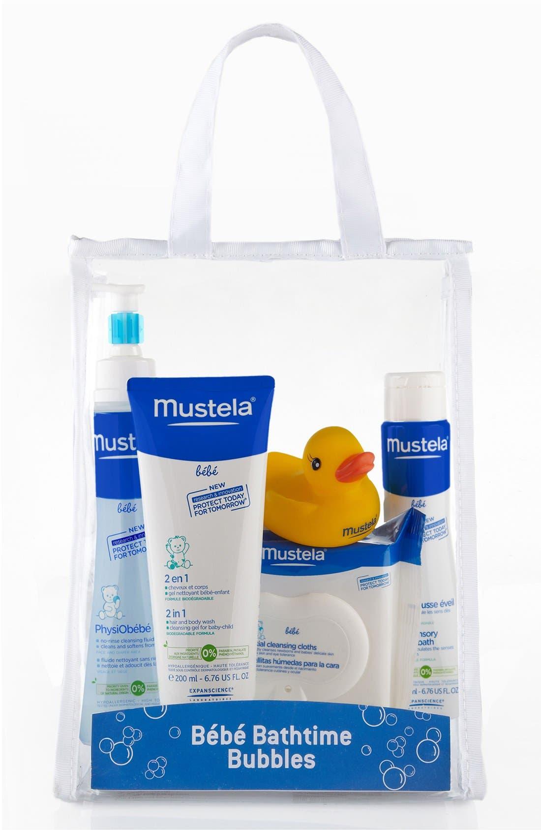 Alternate Image 1 Selected - Mustela® Bath Time Essentials Set
