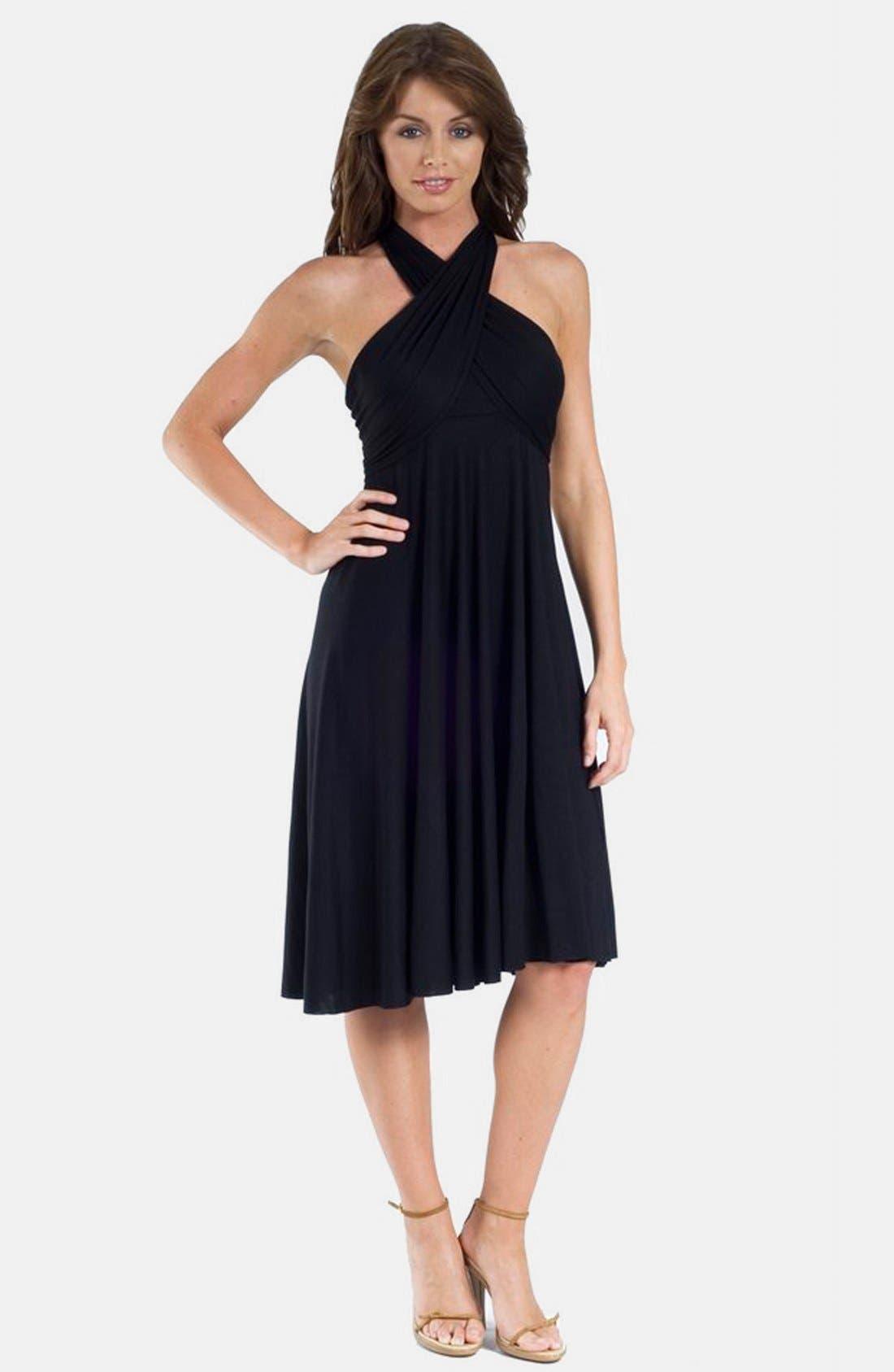 Alternate Image 12  - Elan Convertible Cover-Up Dress