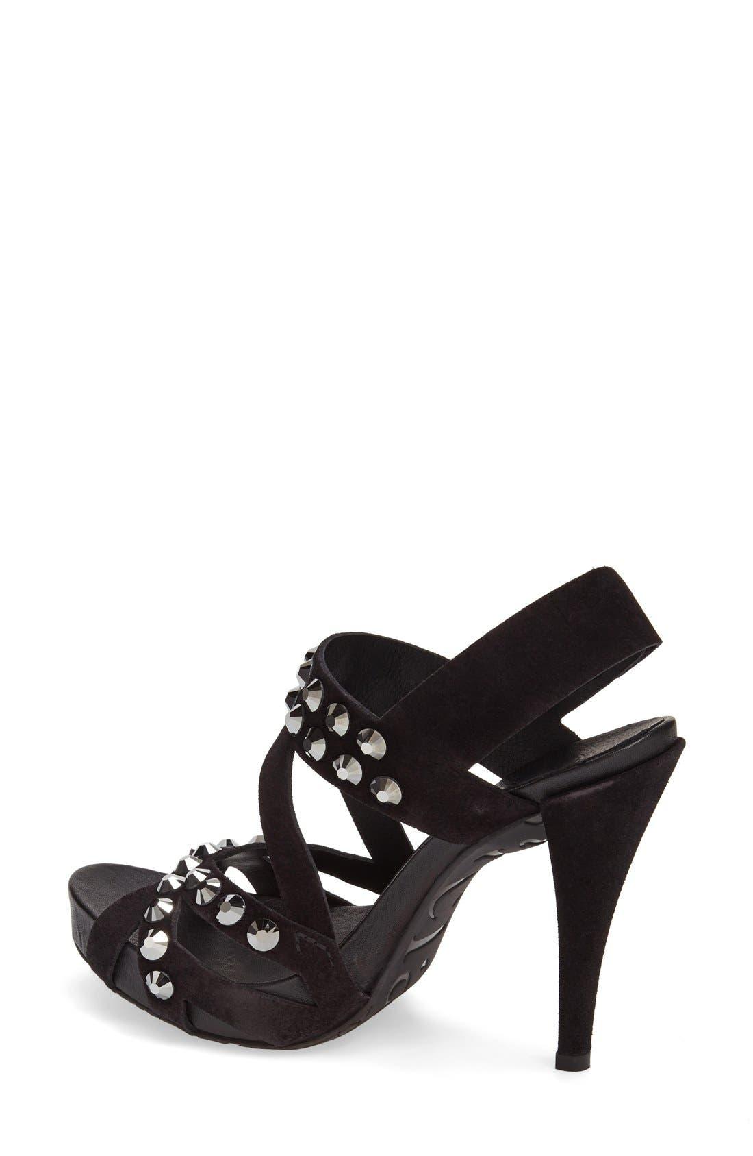 Alternate Image 2  - Pedro Garcia 'Pietra' Platform Sandal (Women)