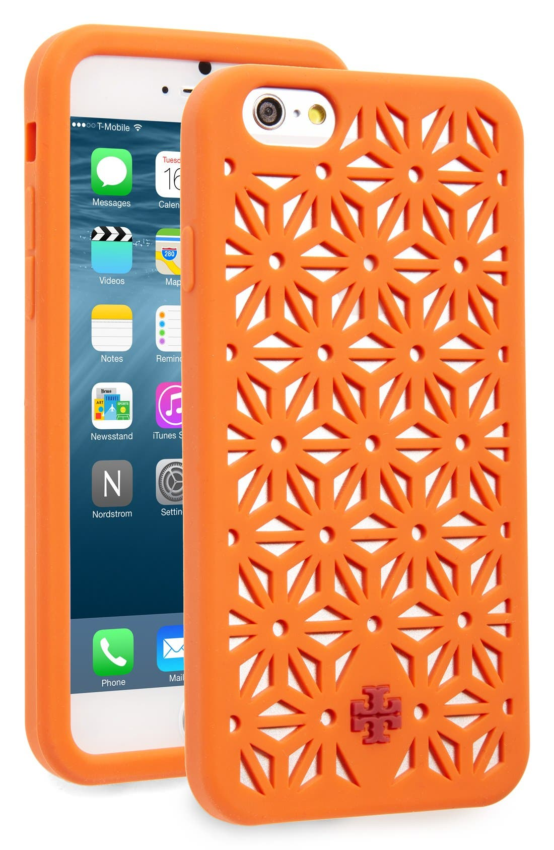 Alternate Image 1 Selected - Tory Burch Cutout iPhone 6 Case
