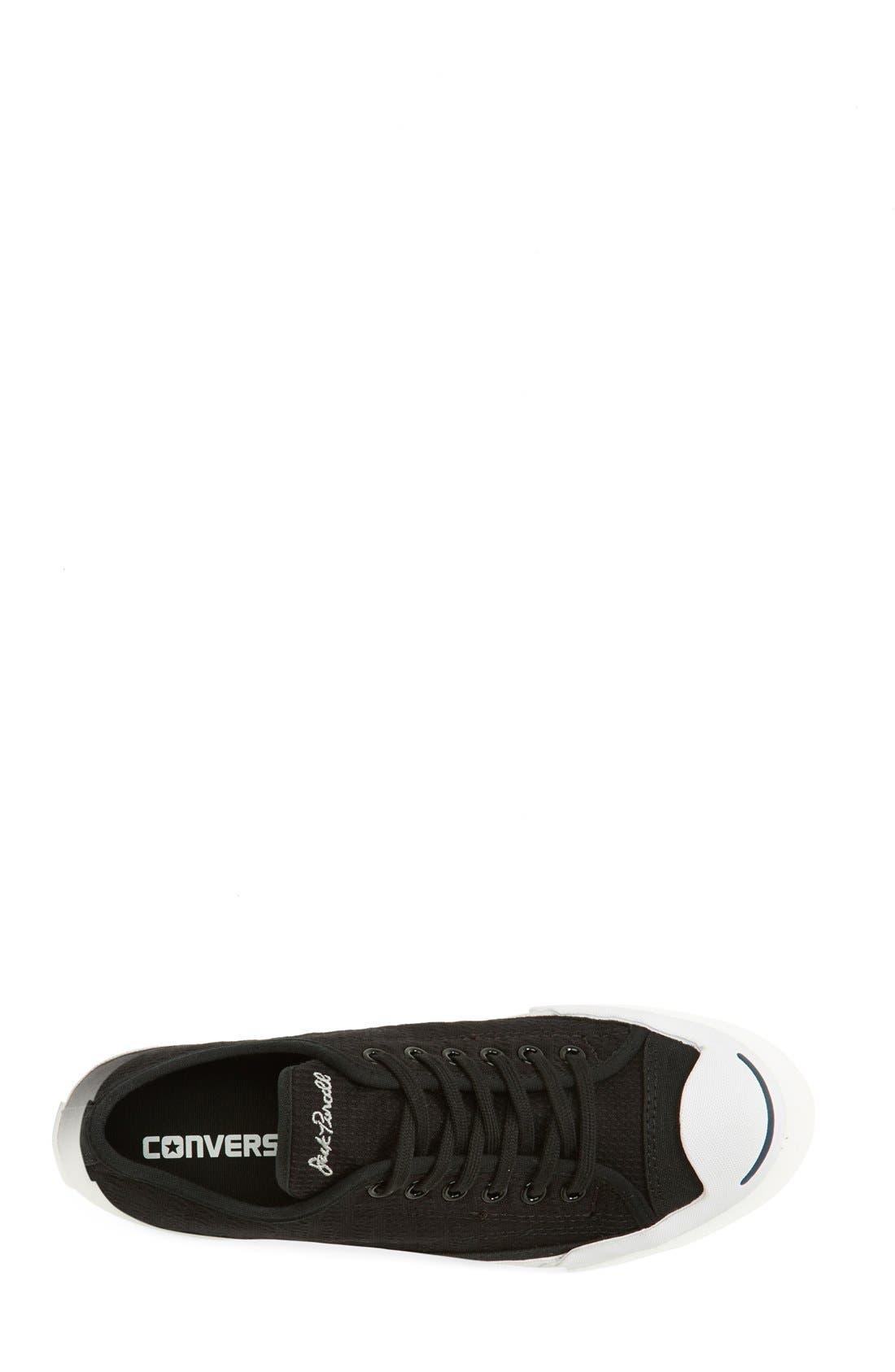 Alternate Image 3  - Converse 'Jack Purcell' Garment Dye Low Top Sneaker (Women) (Nordstrom Exclusive)