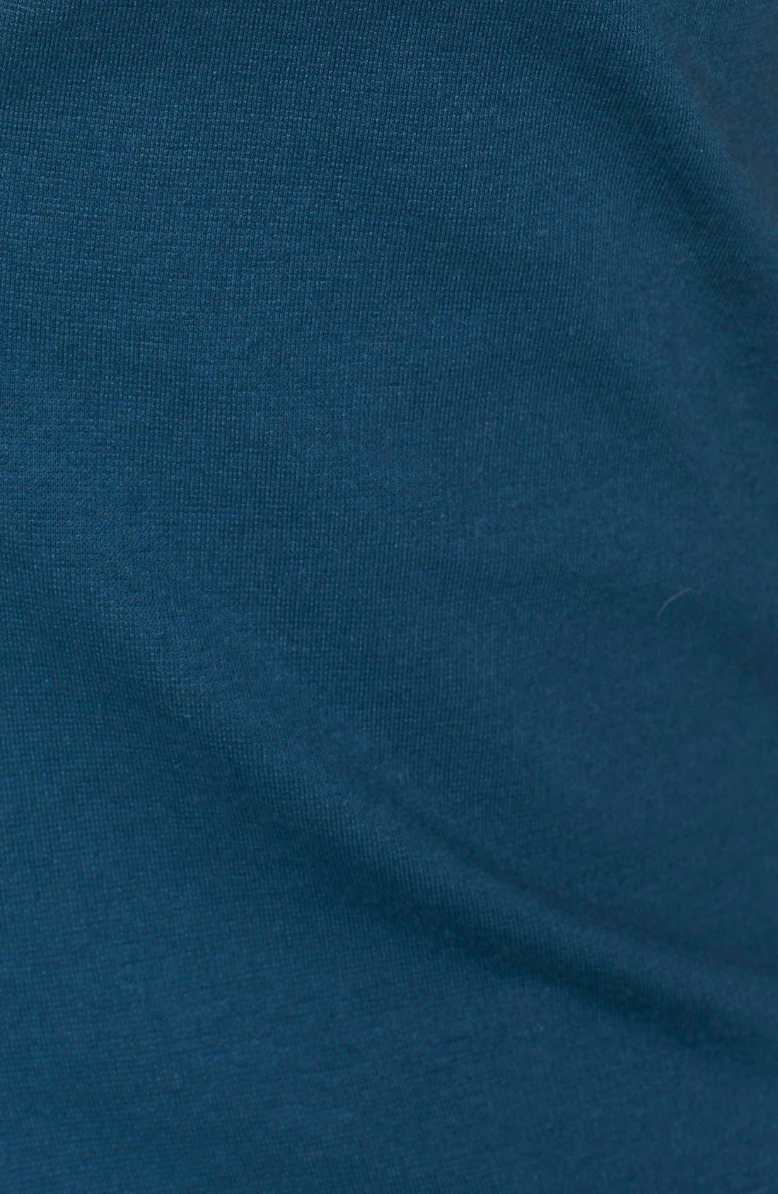 Alternate Image 3  - Free People 'Oslo' V-Neck Ponte Dress