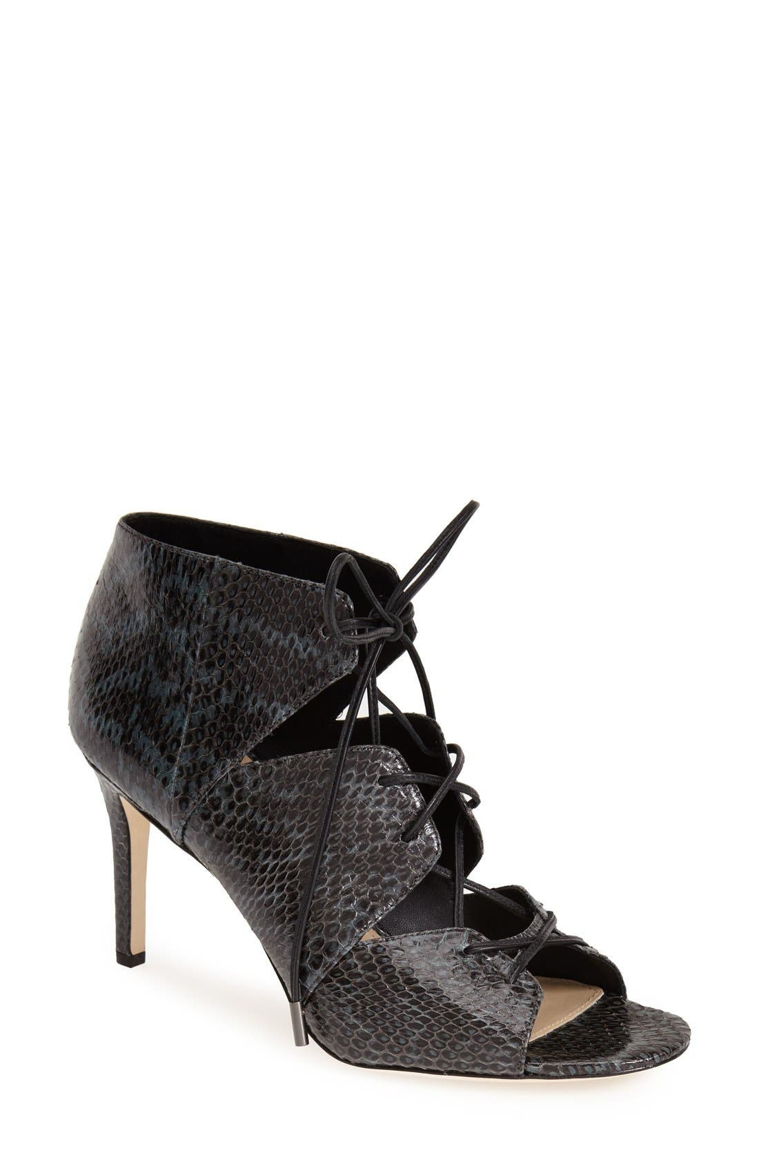 Alternate Image 1 Selected - Via Spiga 'Vibe' Lace-Up Pump (Women)