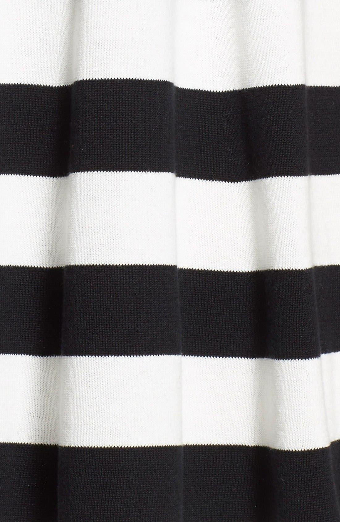 Alternate Image 3  - Trina Turk 'Envy' Stripe Sweater Dress