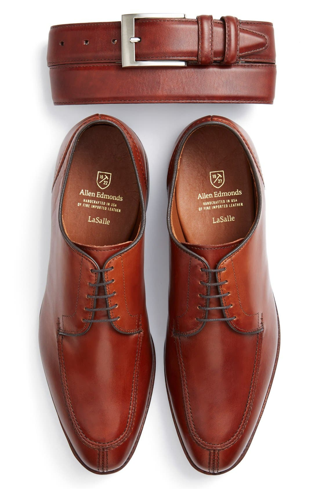 Alternate Image 5  - Allen Edmonds 'LaSalle' Split Toe Blucher (Men)