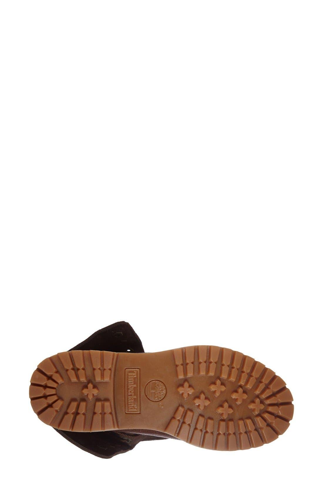 Alternate Image 4  - Timberland Waterproof Leather Boot (Women)