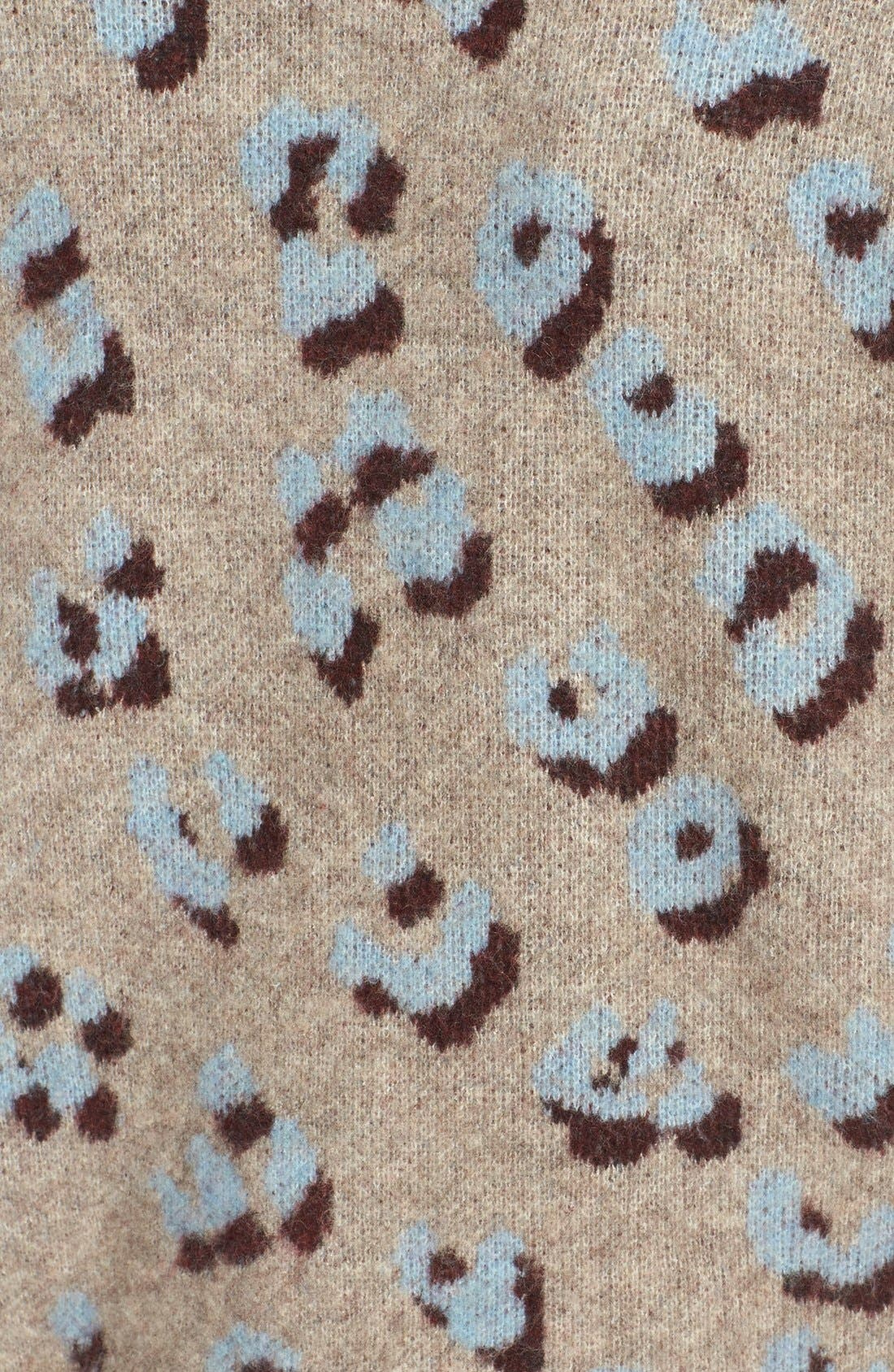 Alternate Image 3  - 3.1 Phillip Lim Leopard Jacquard Sweater
