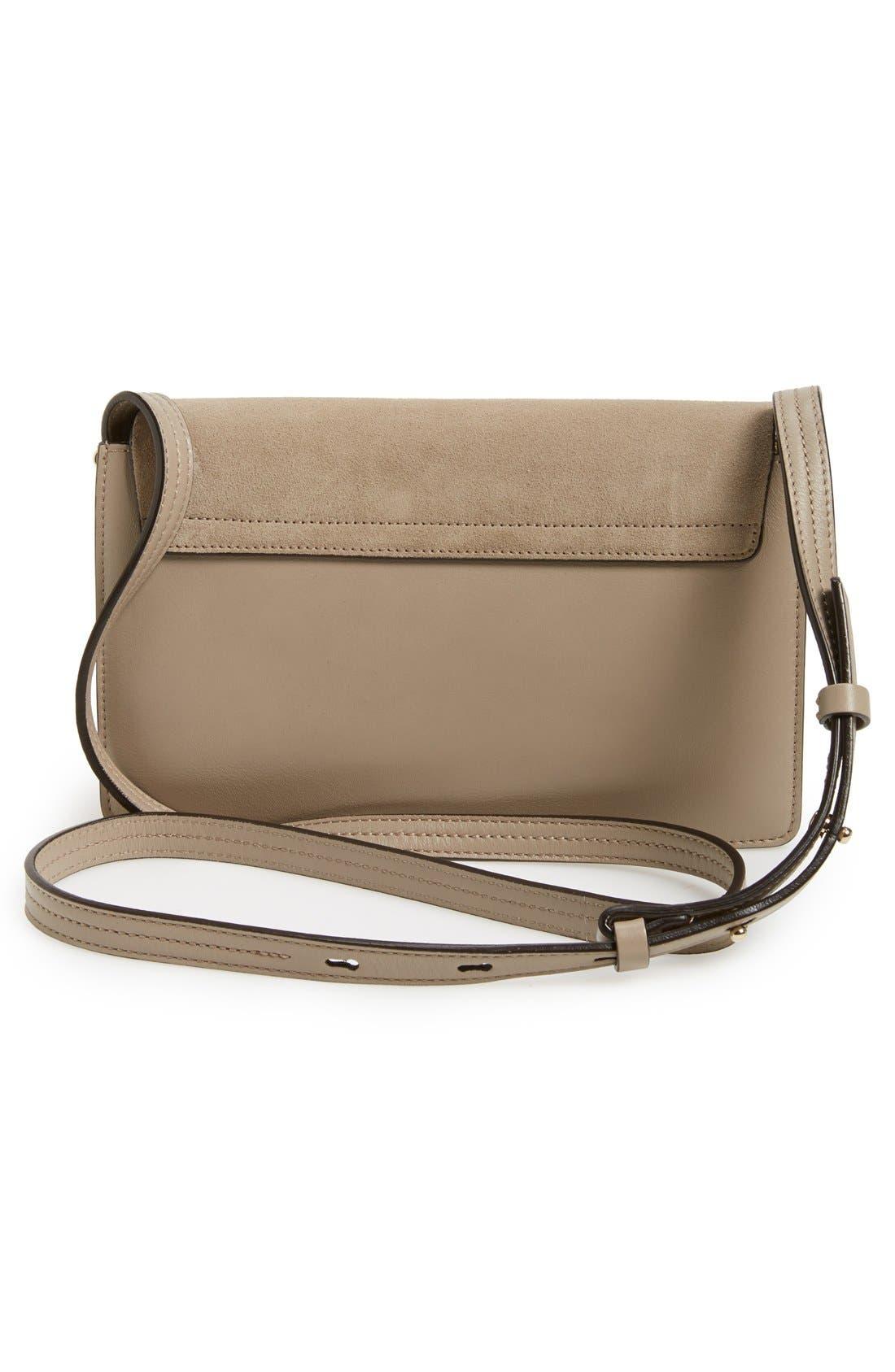 Alternate Image 3  - Chloé Small Faye Leather Shoulder Bag