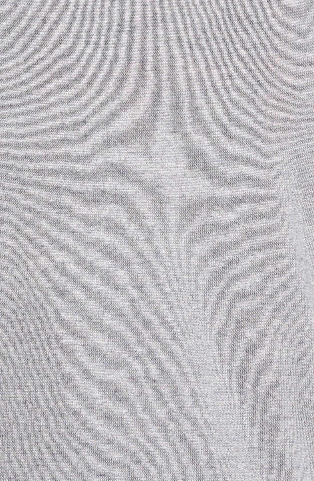 Alternate Image 3  - Nordstrom Men's Shop Merino Wool Cardigan