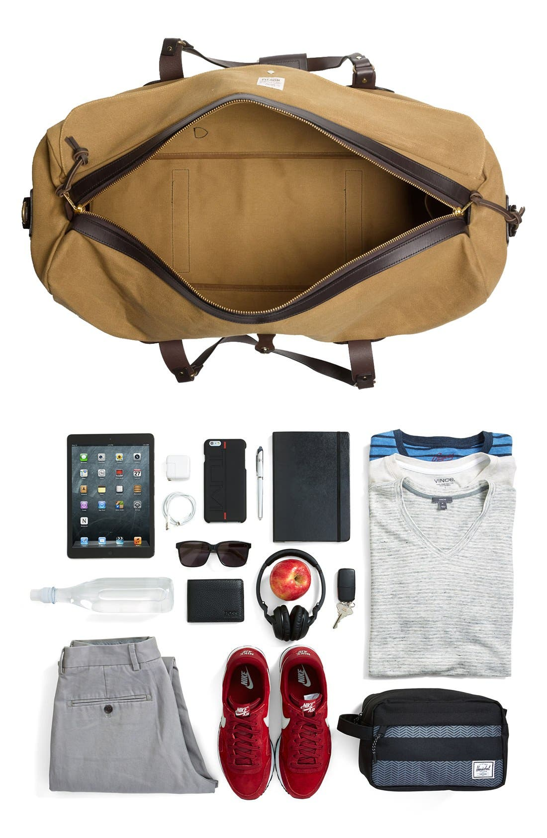 Alternate Image 5  - Filson Large Duffel Bag