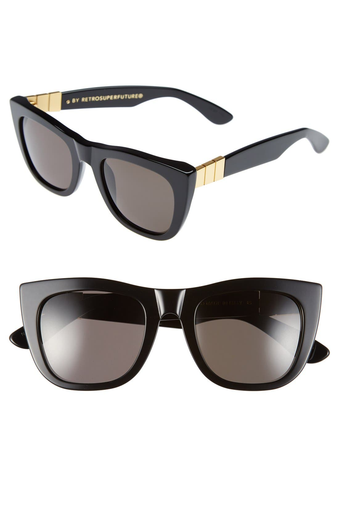 Alternate Image 1 Selected - SUPER by RETROSUPERFUTURE® 'Gals' 50mm Retro Sunglasses