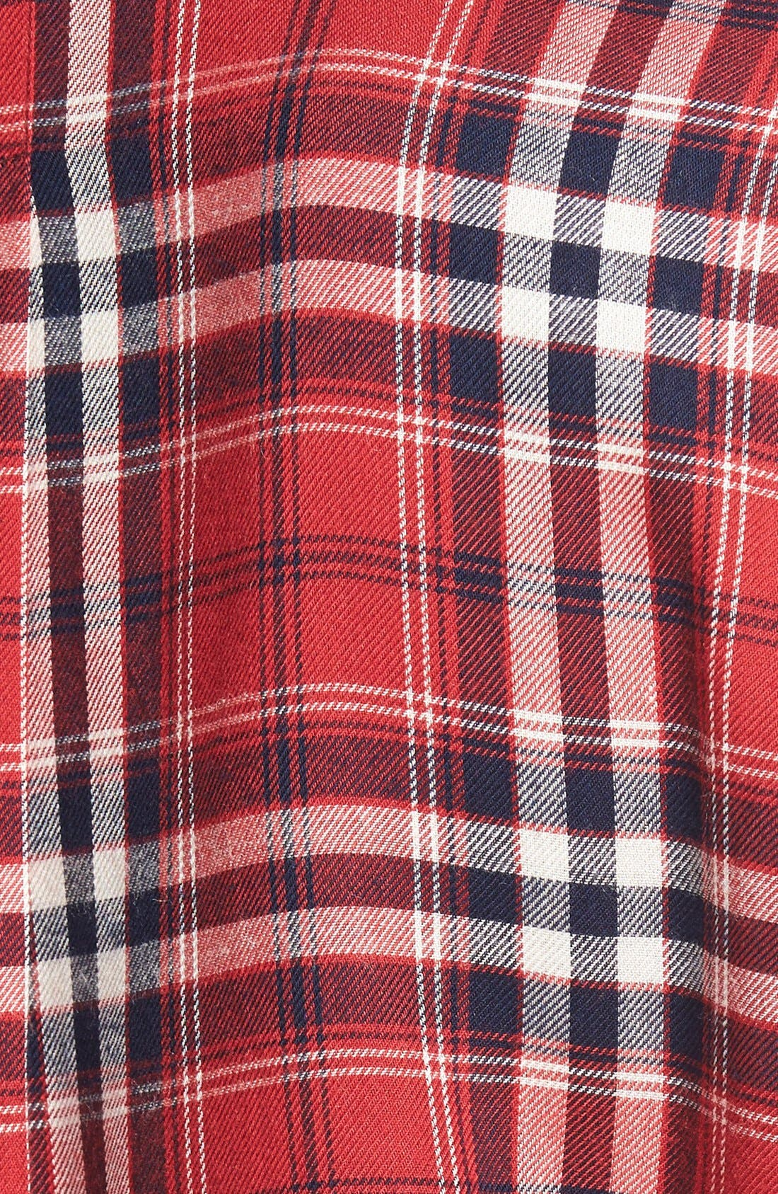 Alternate Image 3  - Ace Delivery Button Front Plaid Shirt