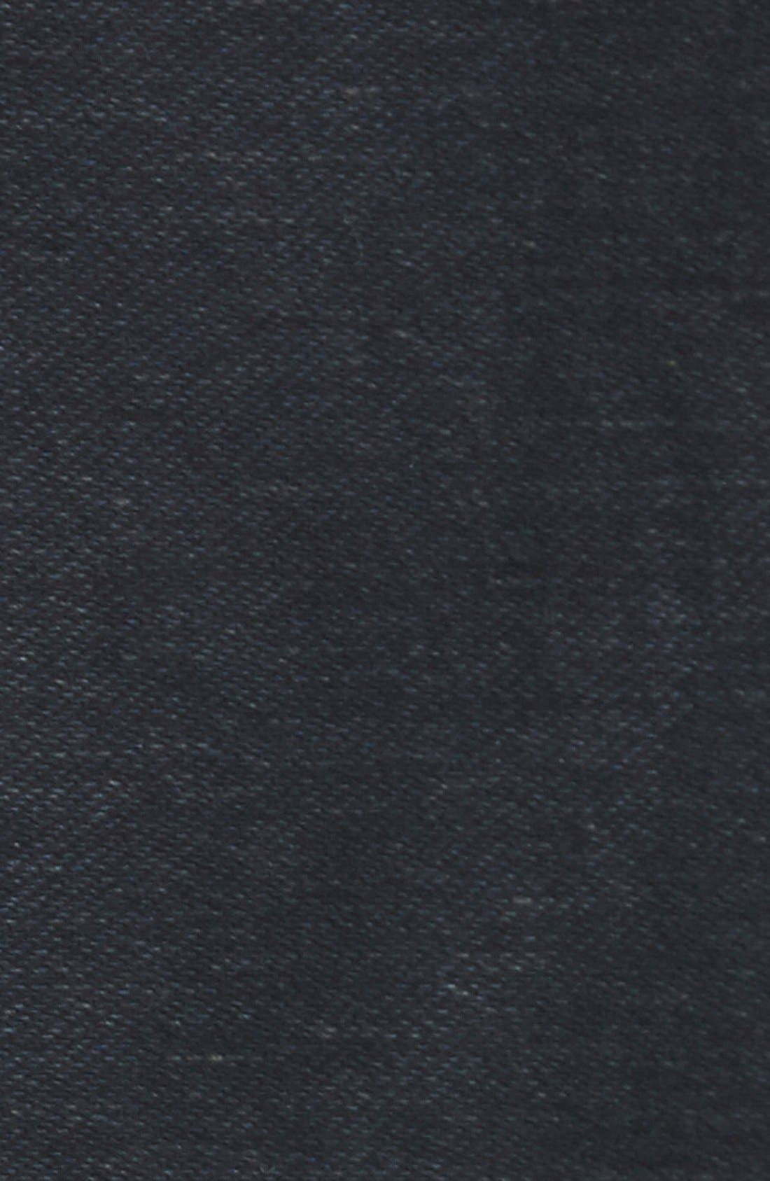 Alternate Image 3  - NIC+ZOE Knit Denim Moto Jacket