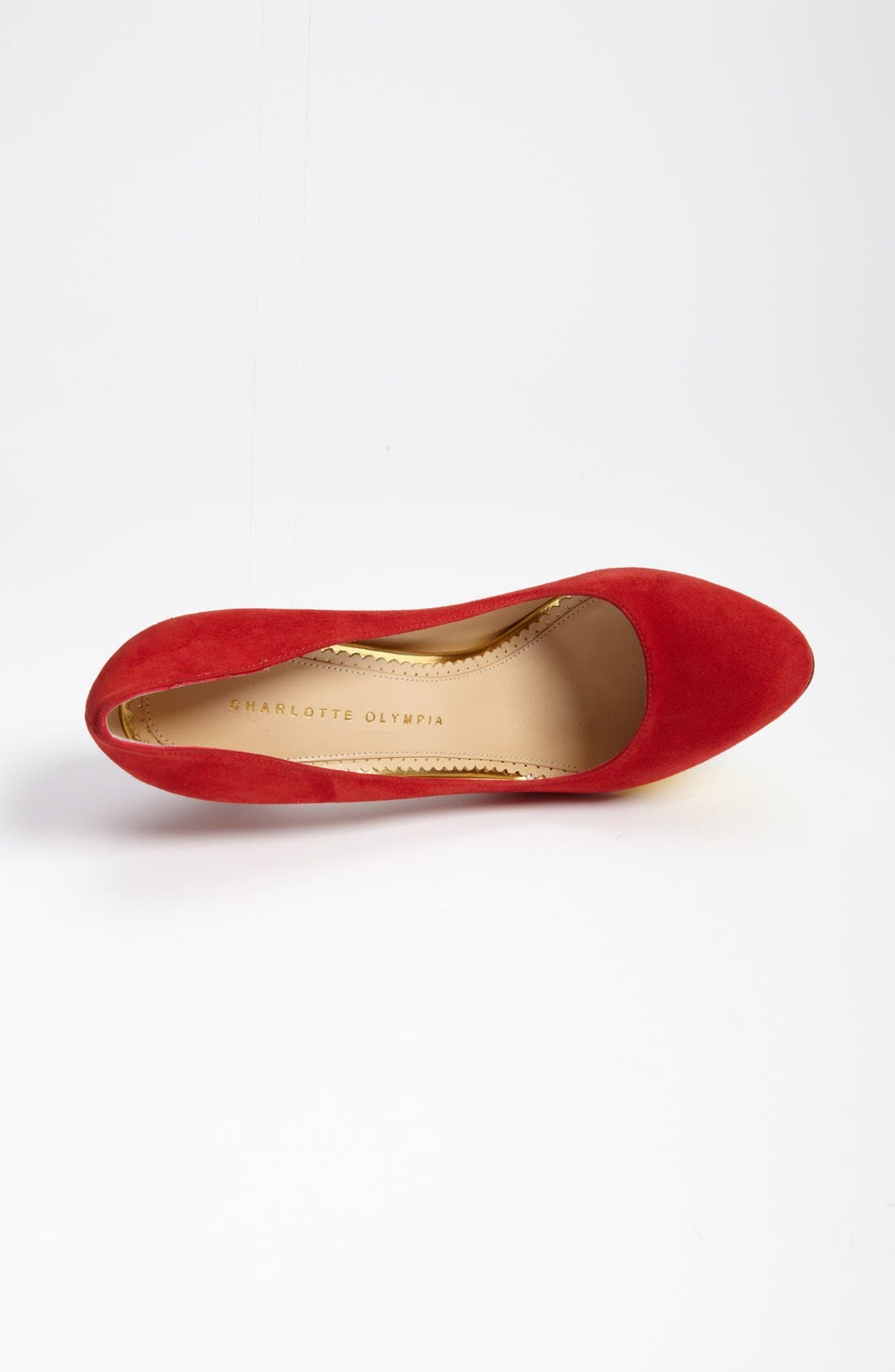 Alternate Image 3  - Charlotte Olympia 'Dolly' Platform Pump