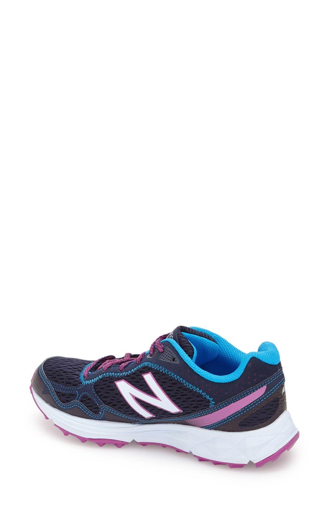 Alternate Image 2  - New Balance '910' Trail Shoe (Women)