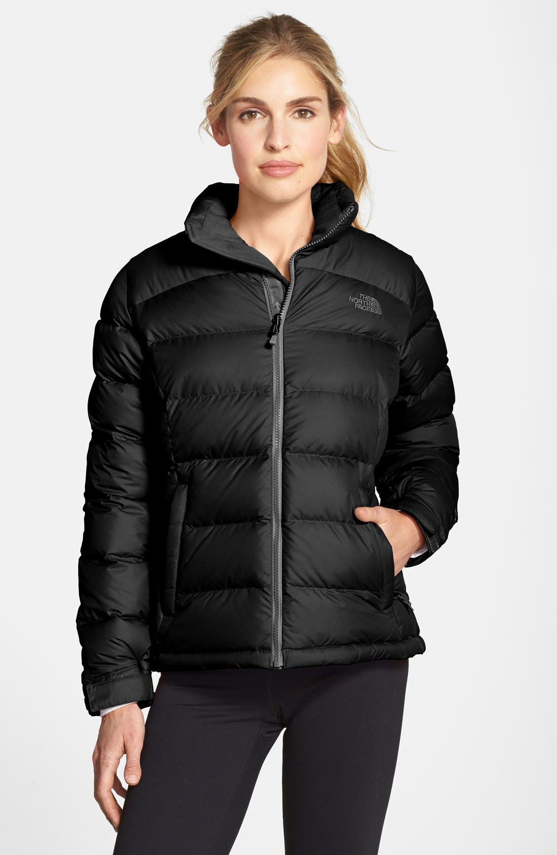 Alternate Image 1 Selected - The North Face 'Nuptse 2' Packable Down Jacket