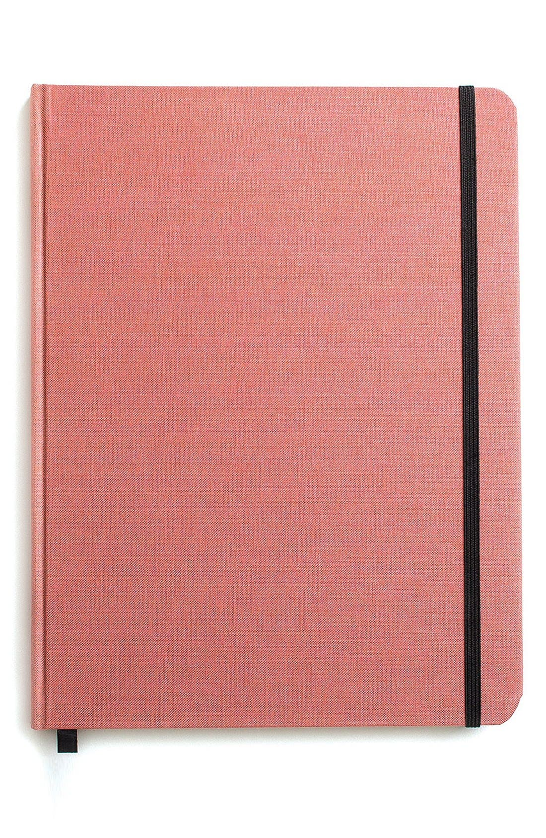 Alternate Image 1 Selected - Shinola Hardcover Linen Journal