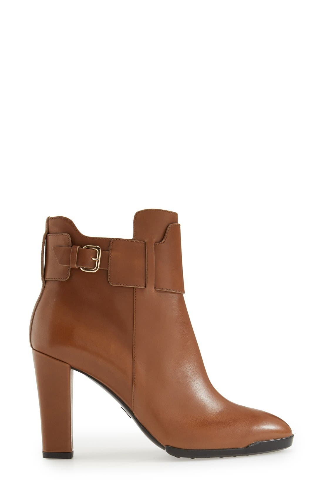 Alternate Image 4  - Tod's Ankle Bootie (Women)