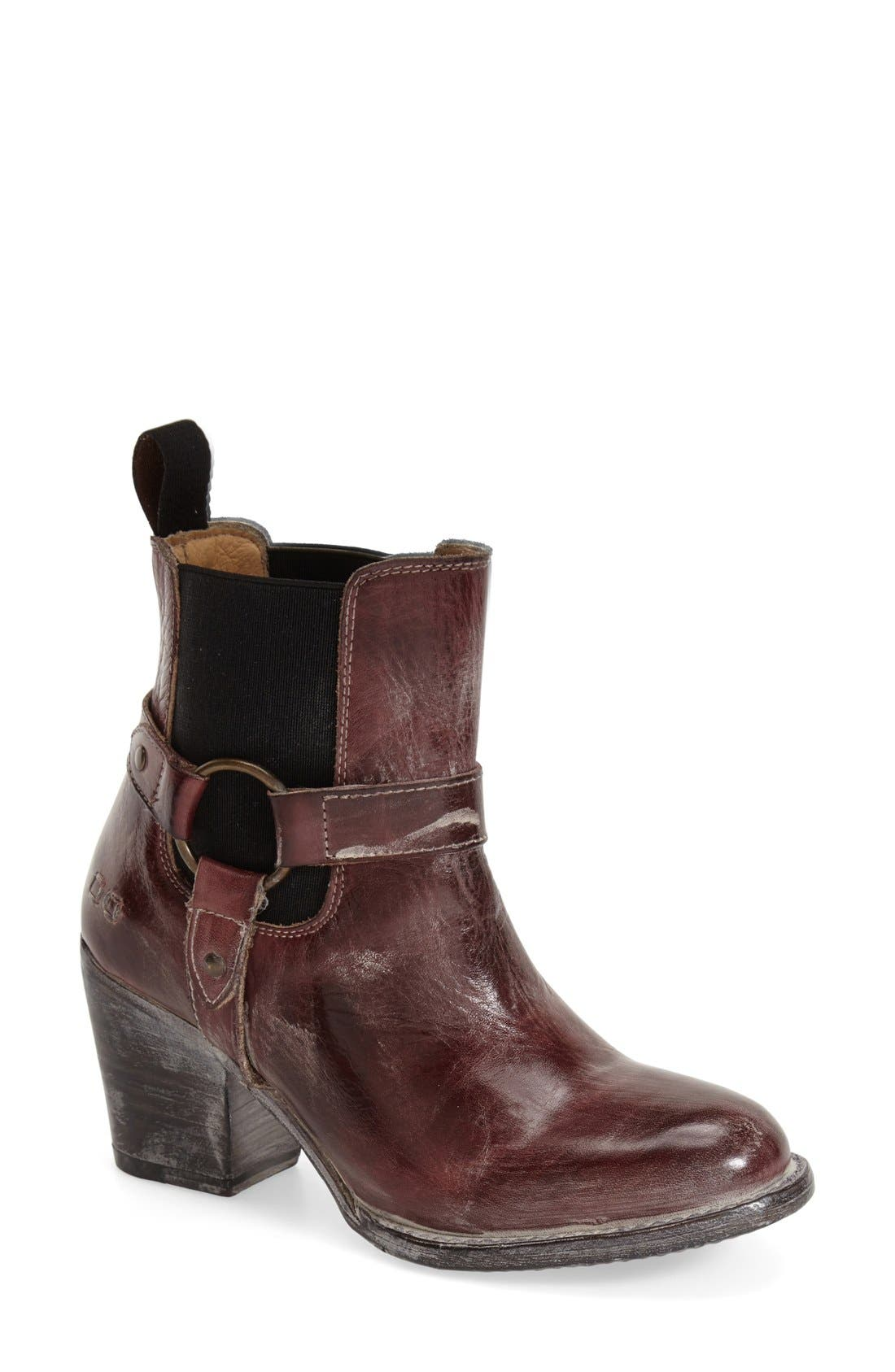 Alternate Image 1 Selected - Bed Stu 'Liberate' Harness Bootie (Women)