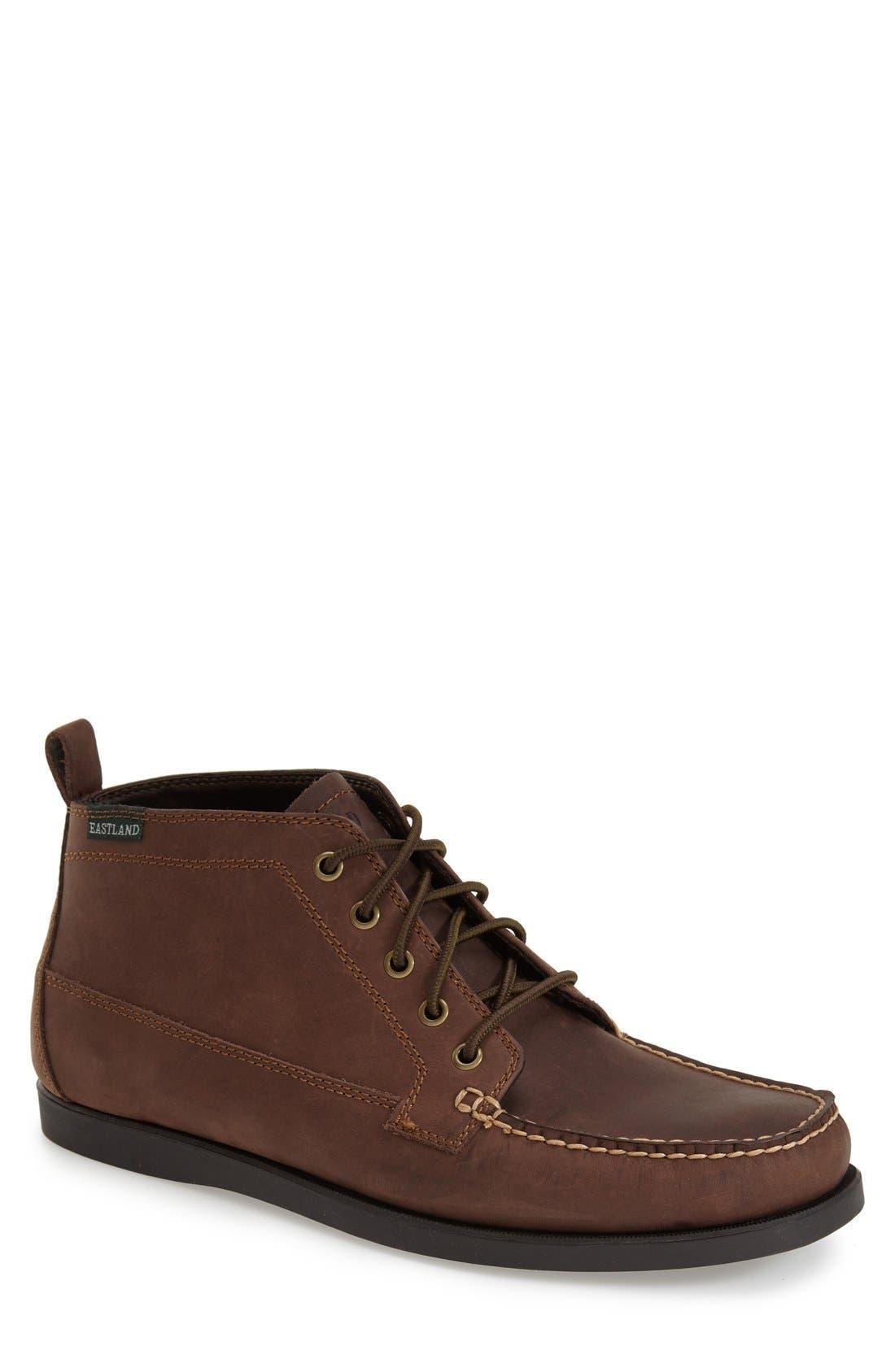 Eastland 'Seneca' Moc Toe Boot (Men)