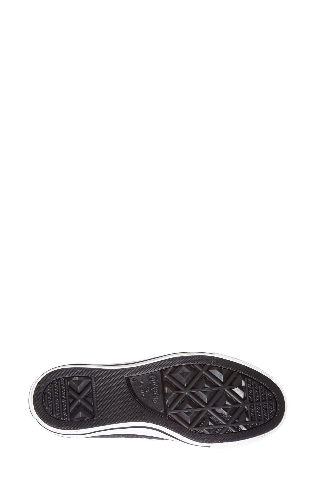 Alternate Image 3  - Converse Chuck Taylor® All Star® Low Top Sneaker (Women)