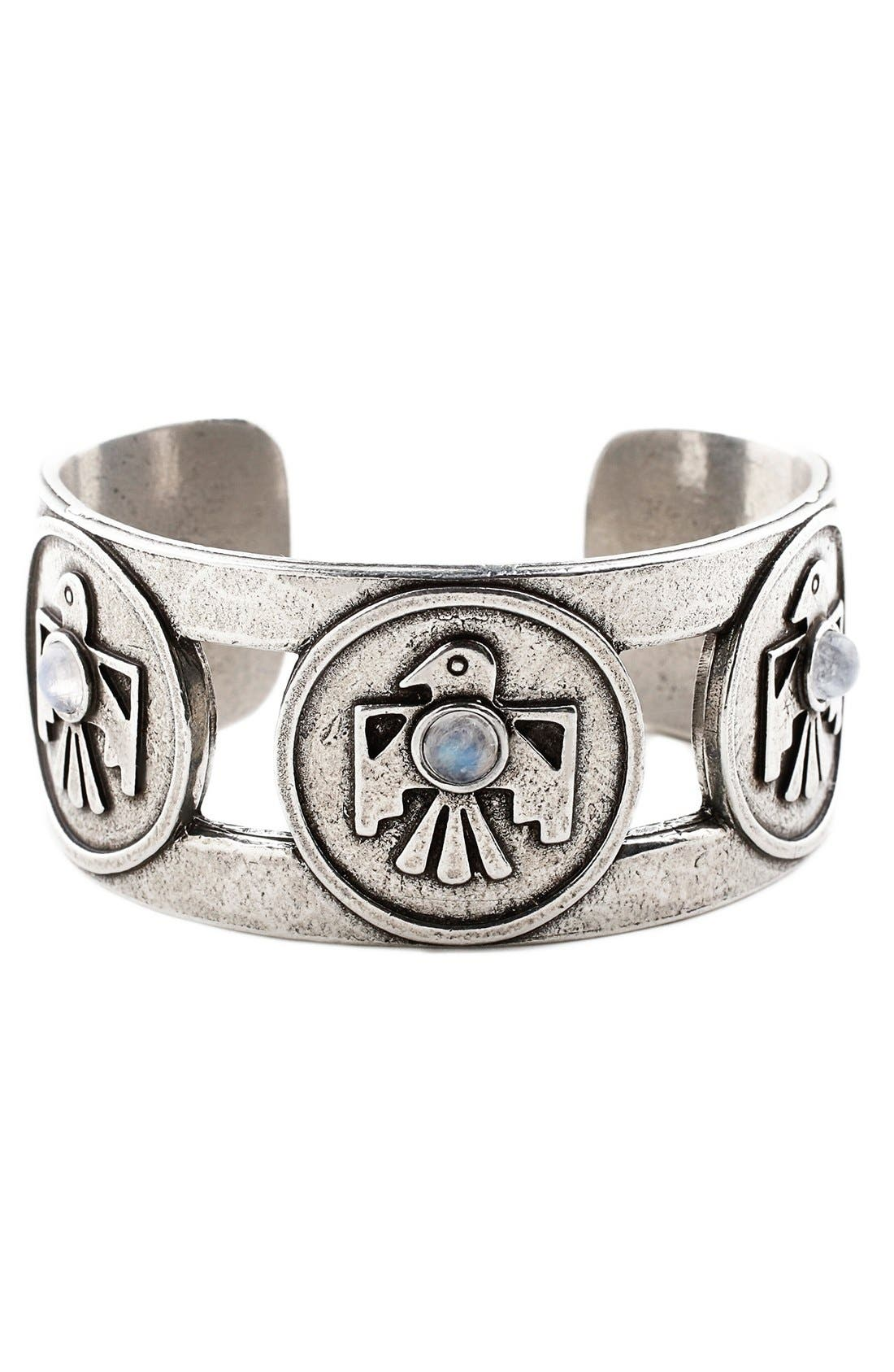 Alternate Image 1 Selected - The 2BANDITS 'Porter's Thunderbird' Cuff Bracelet