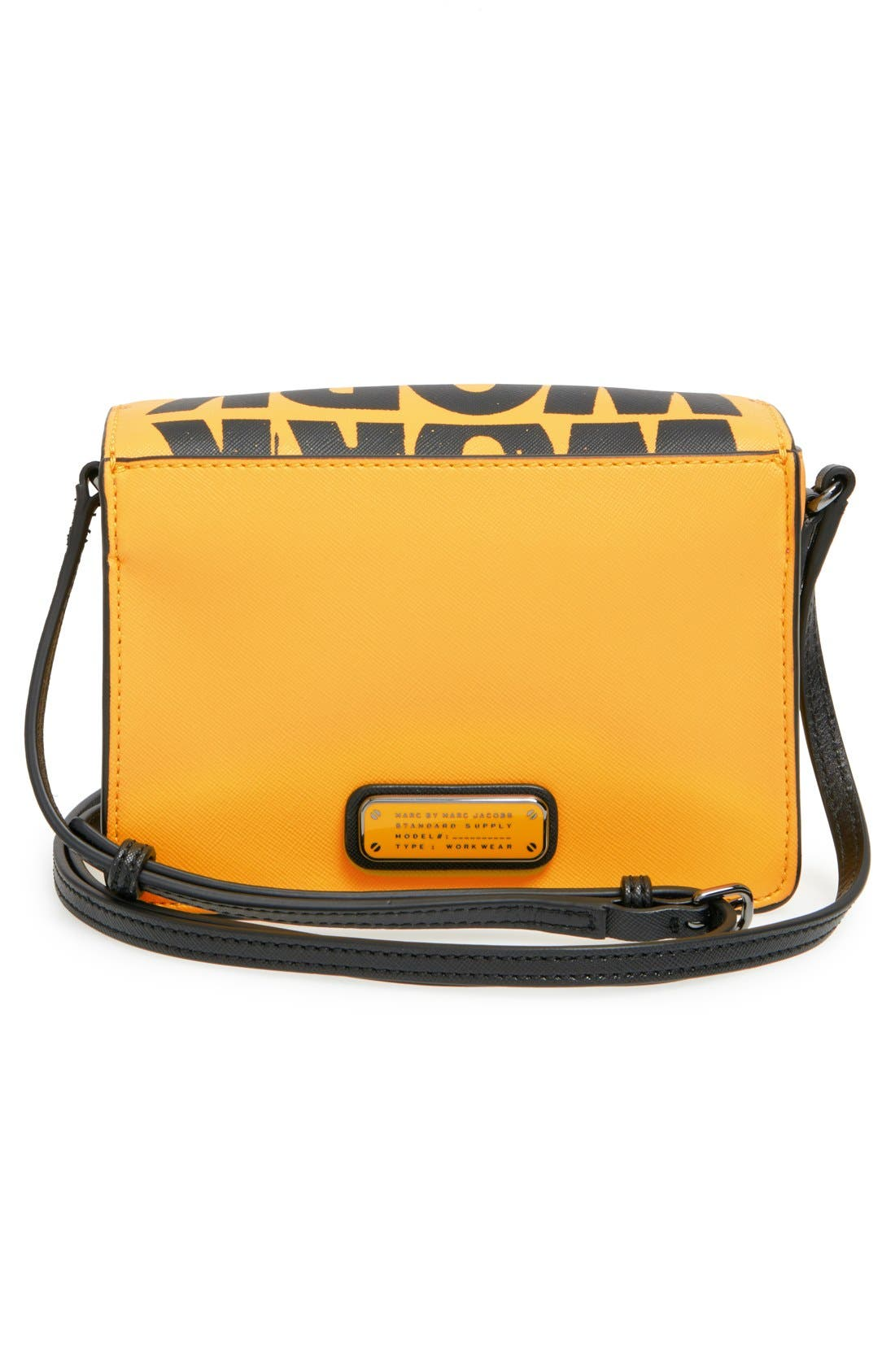 Alternate Image 3  - MARC BY MARC JACOBS 'Metropoli' Envelope Crossbody Bag