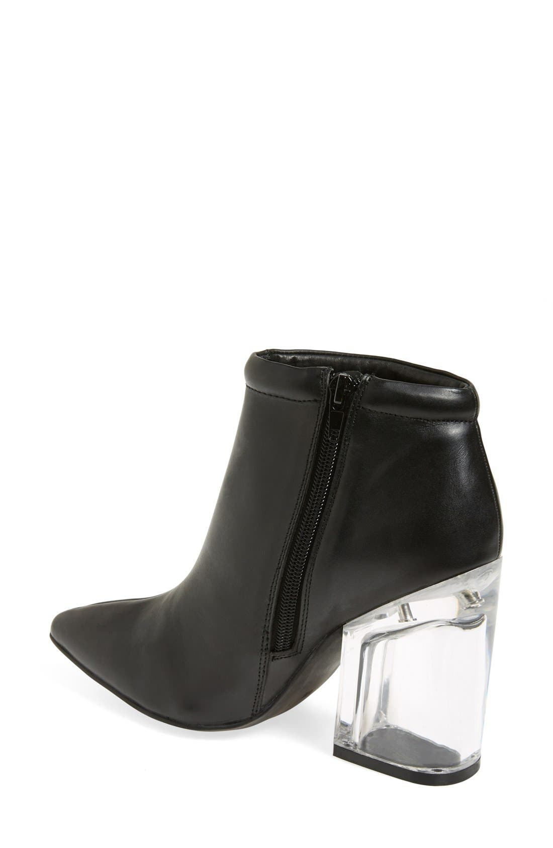 Alternate Image 2  - Jeffrey Campbell 'Truly' Ankle Boot (Women)