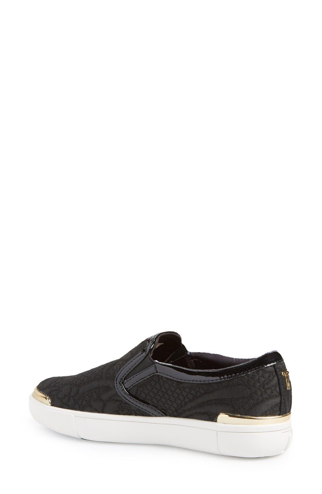 Alternate Image 2  - Ted Baker London 'Mallbeck2' Slip-On Sneaker (Women)
