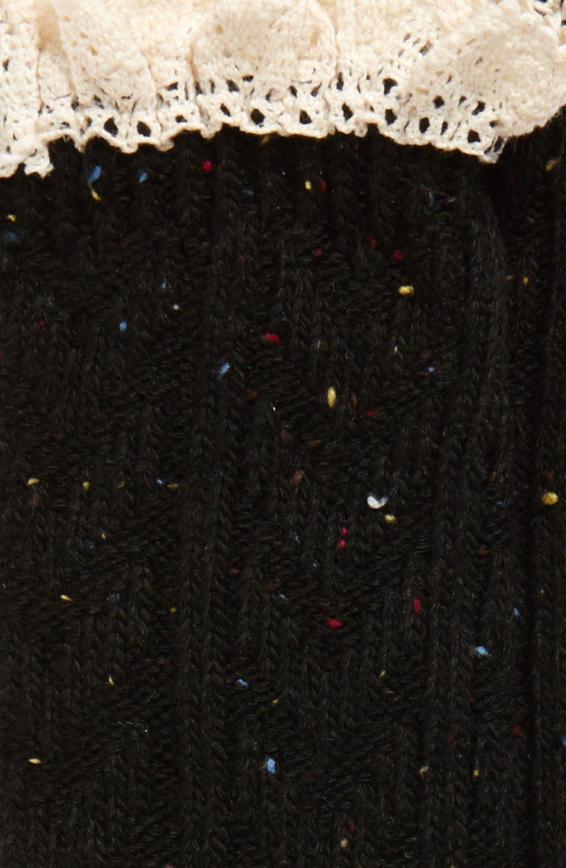 Alternate Image 3  - Free People 'Highlands' Marled Boot Socks