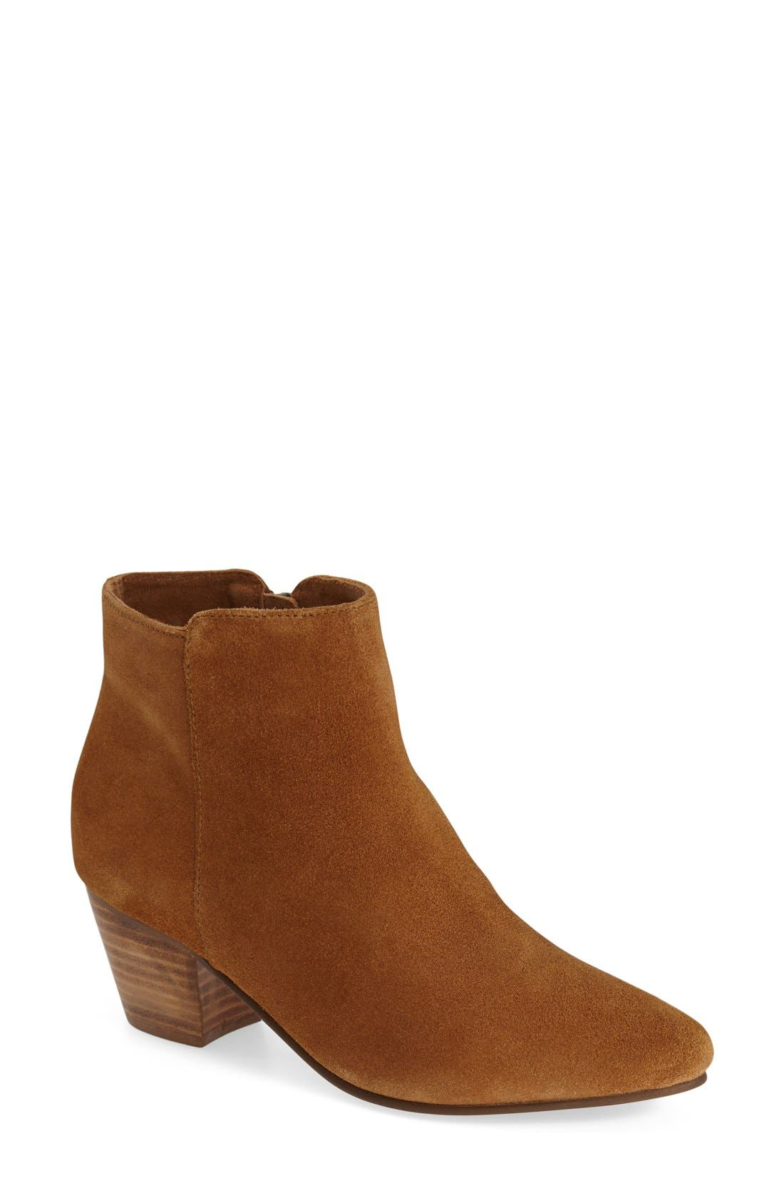 Main Image - Coconuts by Matisse 'Margarite' Asymmetrical Bootie (Women)