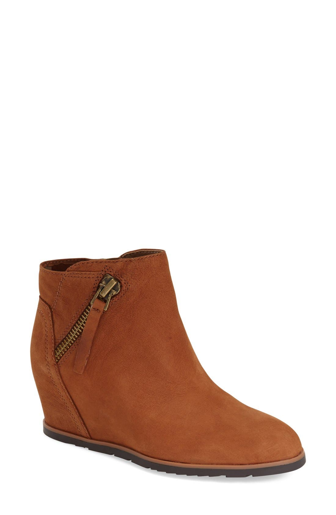 Alternate Image 1 Selected - Franco Sarto 'Calissa' Wedge Bootie (Women)